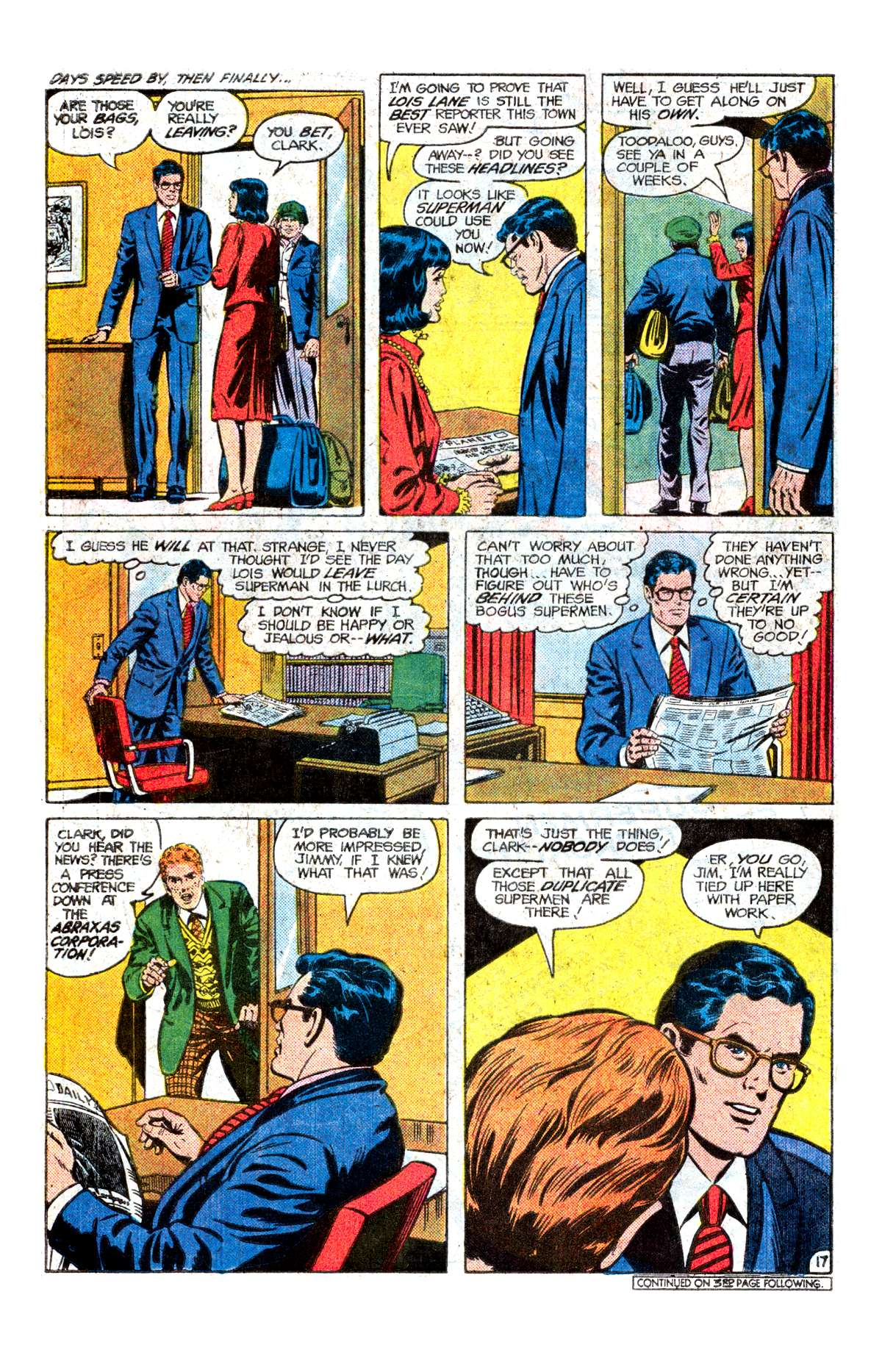 Read online Action Comics (1938) comic -  Issue #542 - 18