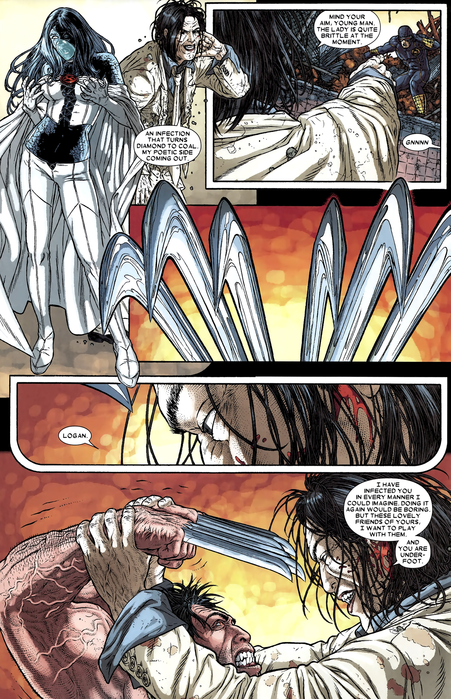 Read online Wolverine: The Best There Is comic -  Issue #12 - 9