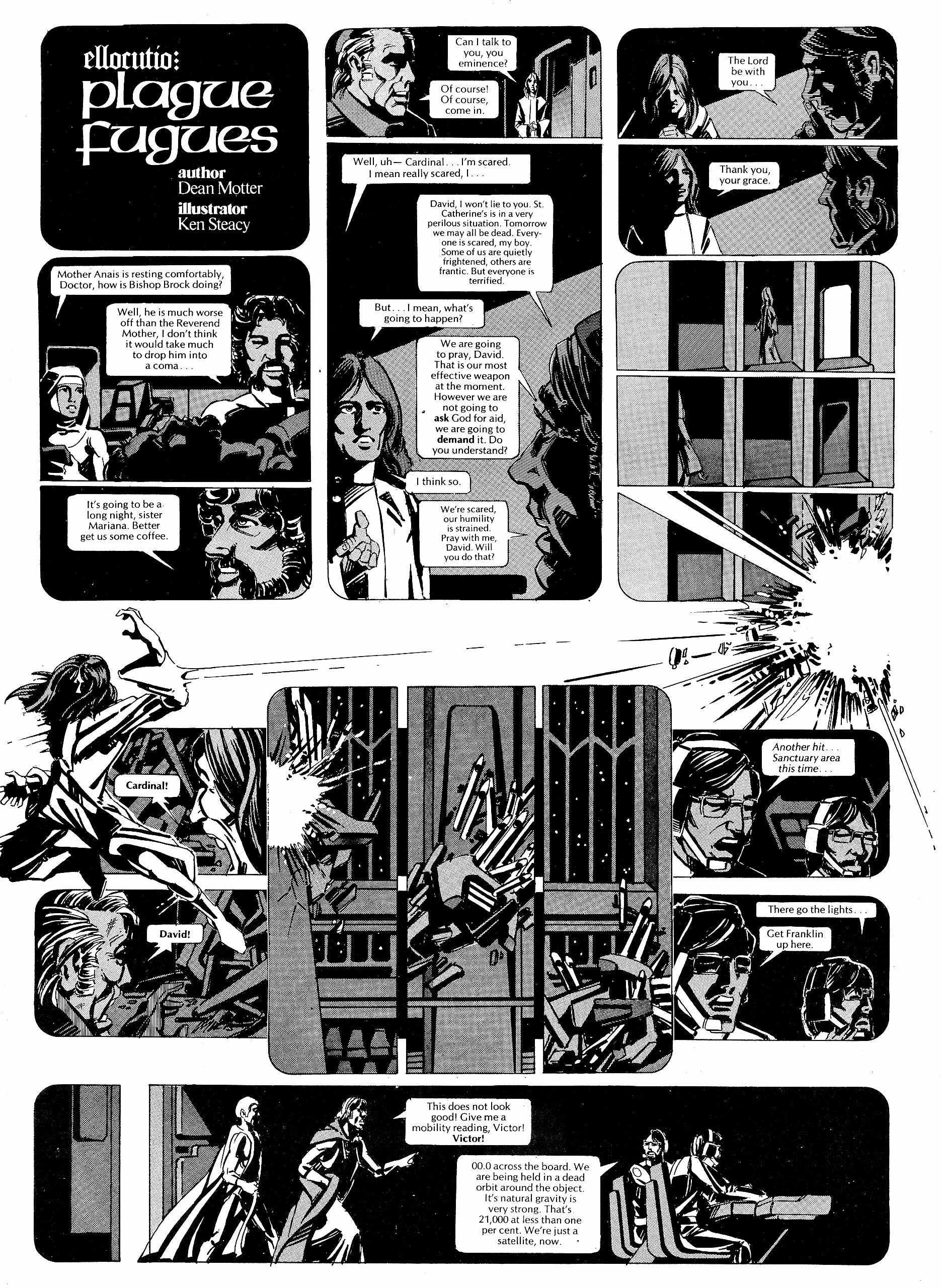 Read online Star*Reach comic -  Issue #11 - 5