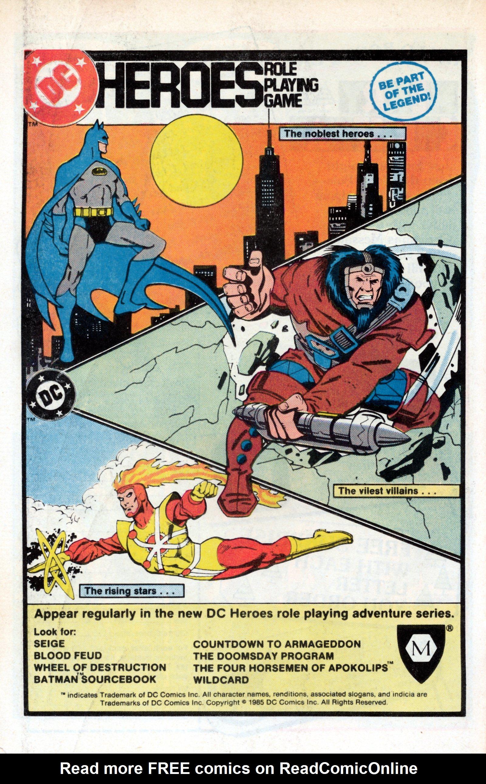 Read online Aquaman (1986) comic -  Issue #2 - 14