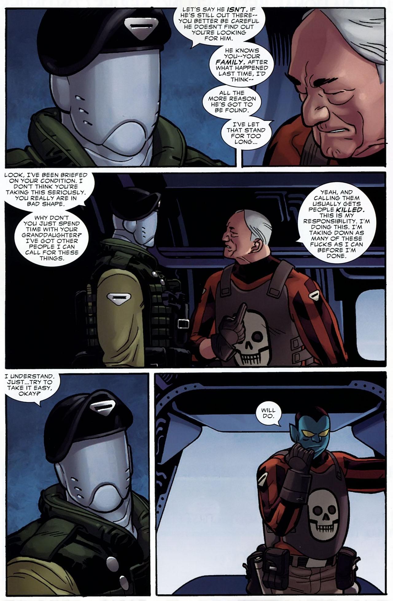 Read online Destroyer comic -  Issue #2 - 6