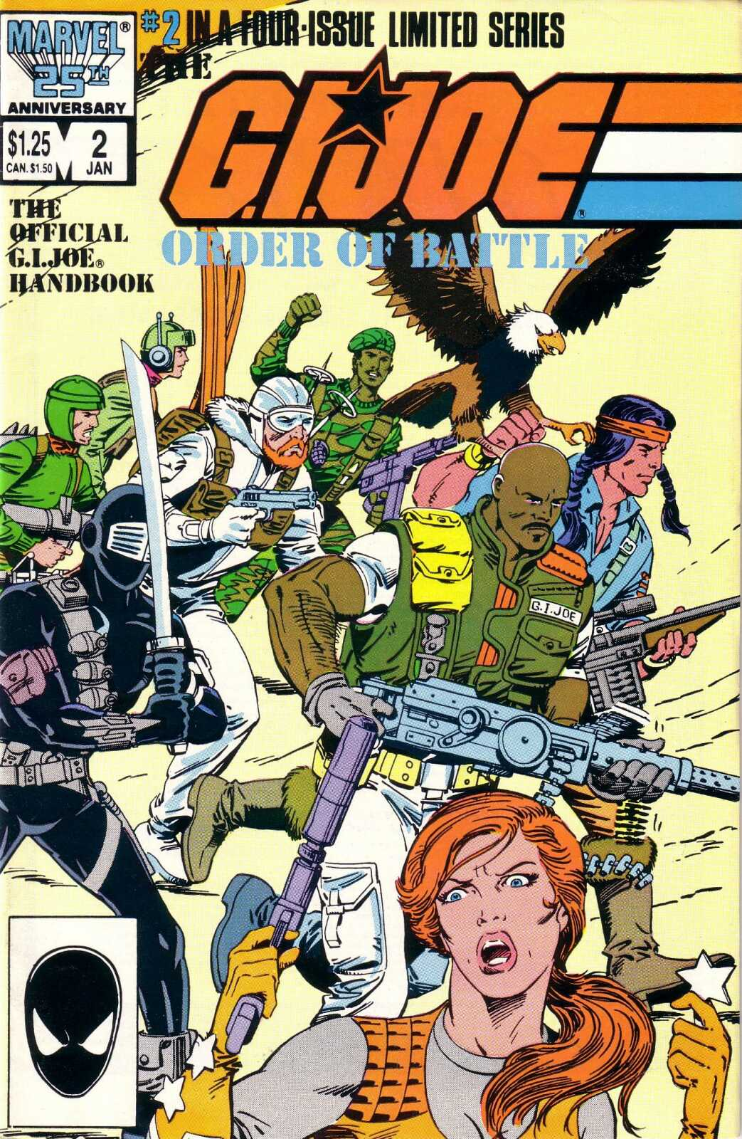 The G.I. Joe Order of Battle 2 Page 1