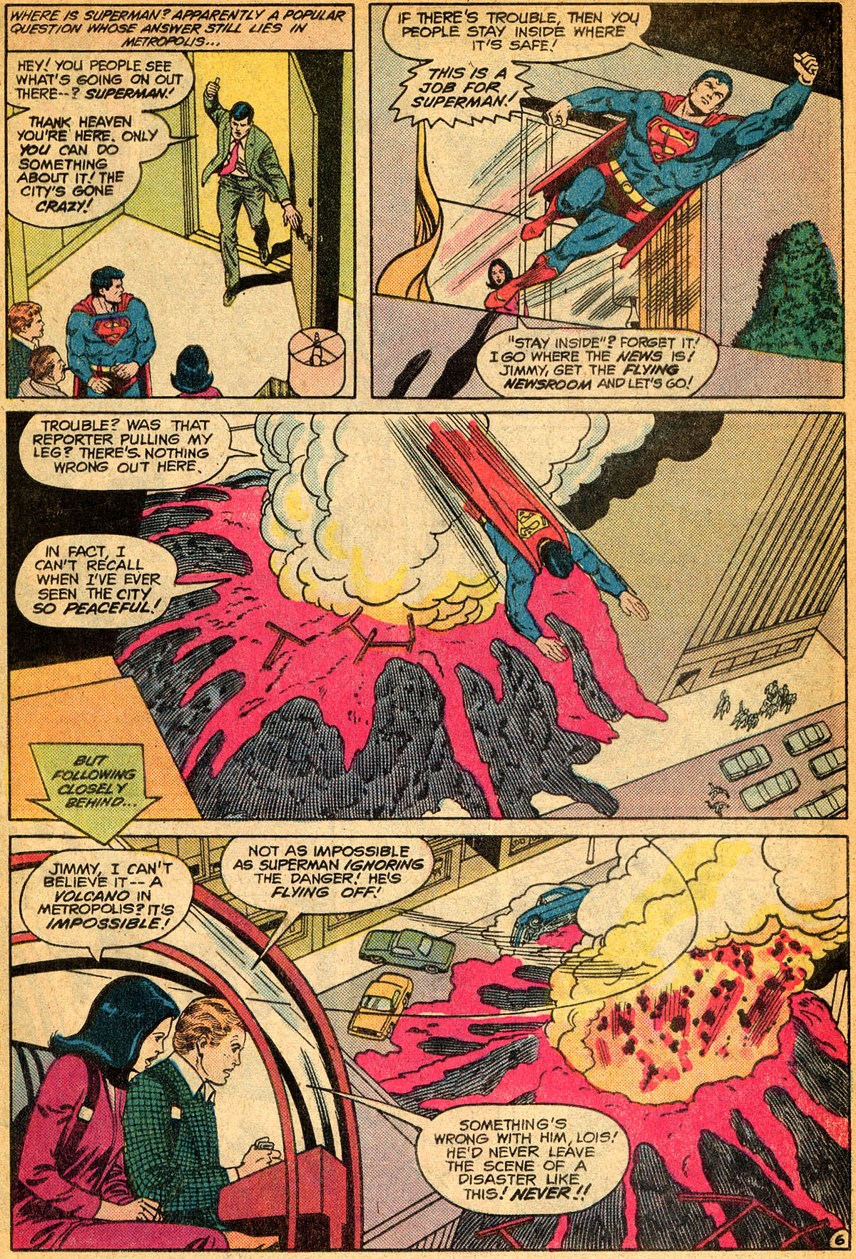 Read online Action Comics (1938) comic -  Issue #529 - 7