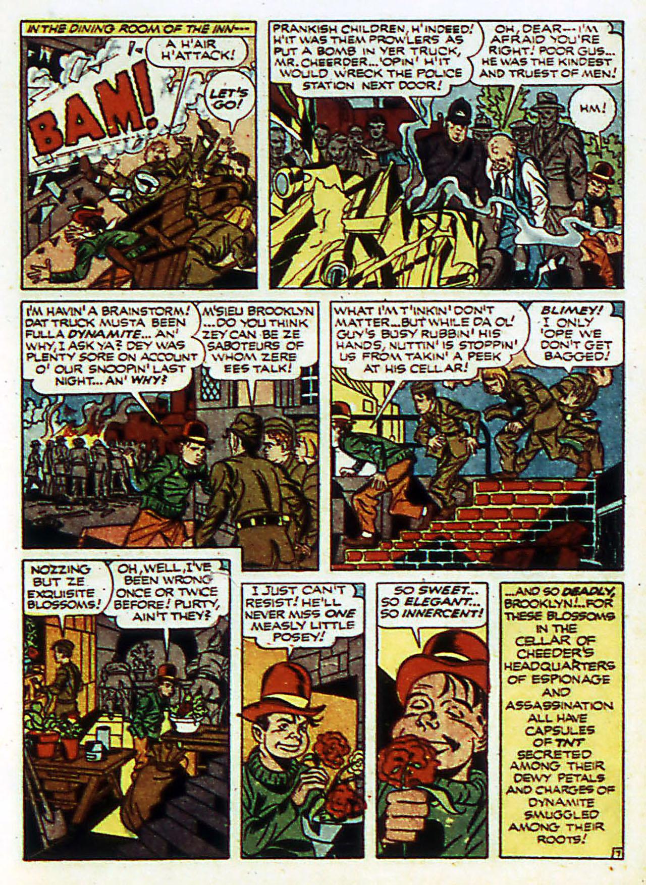 Read online Detective Comics (1937) comic -  Issue #72 - 24