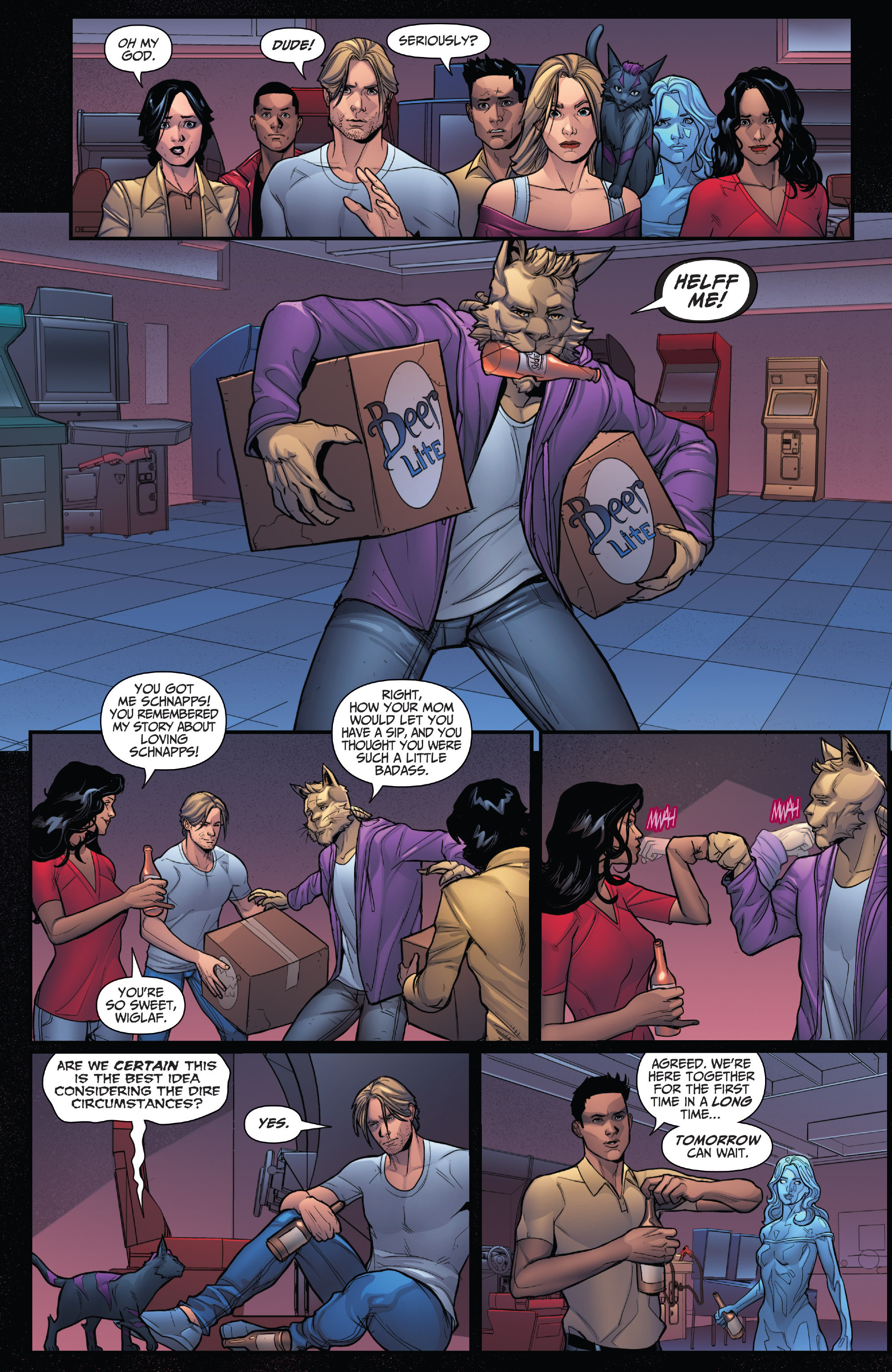 Read online Grimm Fairy Tales: Arcane Acre comic -  Issue # TPB 4 - 113
