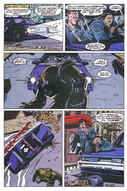Read online Robocop (1990) comic -  Issue #11 - 9