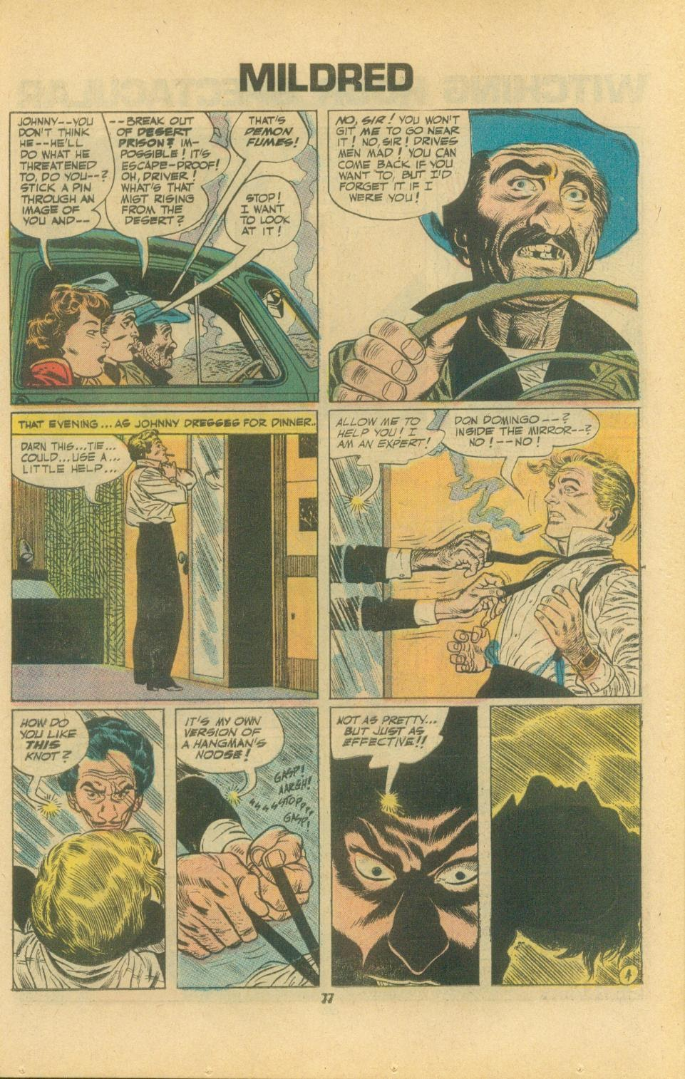 The Witching Hour (1969) issue 38 - Page 79