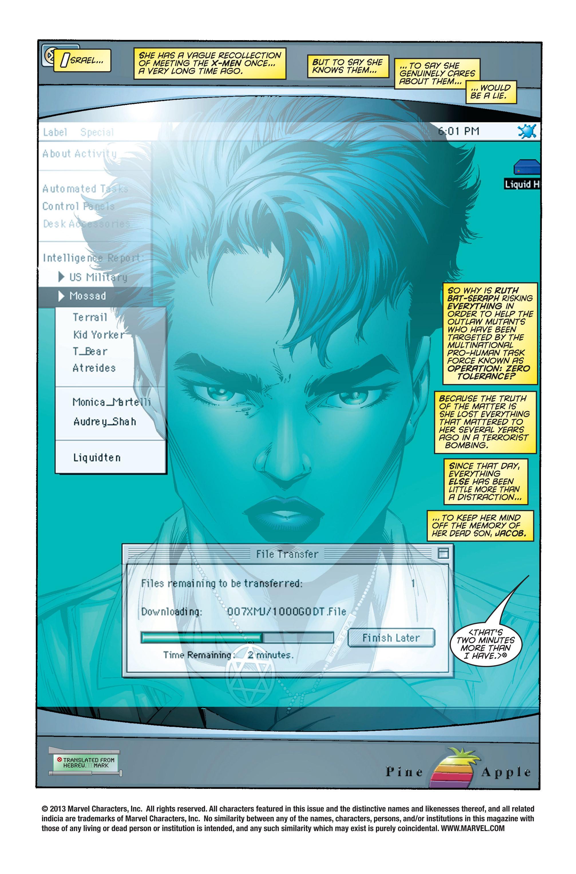 X-Men (1991) 67 Page 1