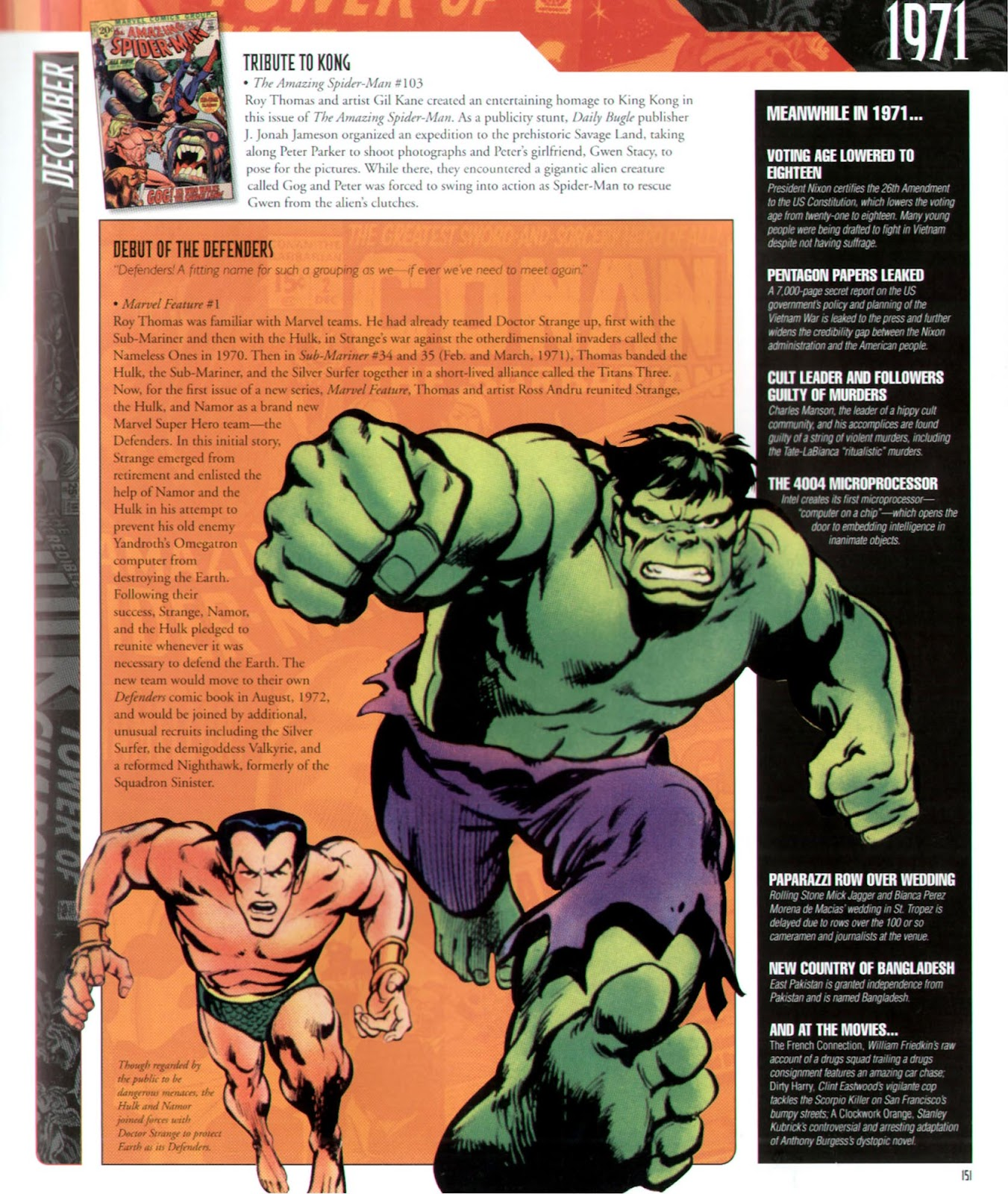 Read online Marvel Chronicle comic -  Issue # TPB (Part 2) - 45