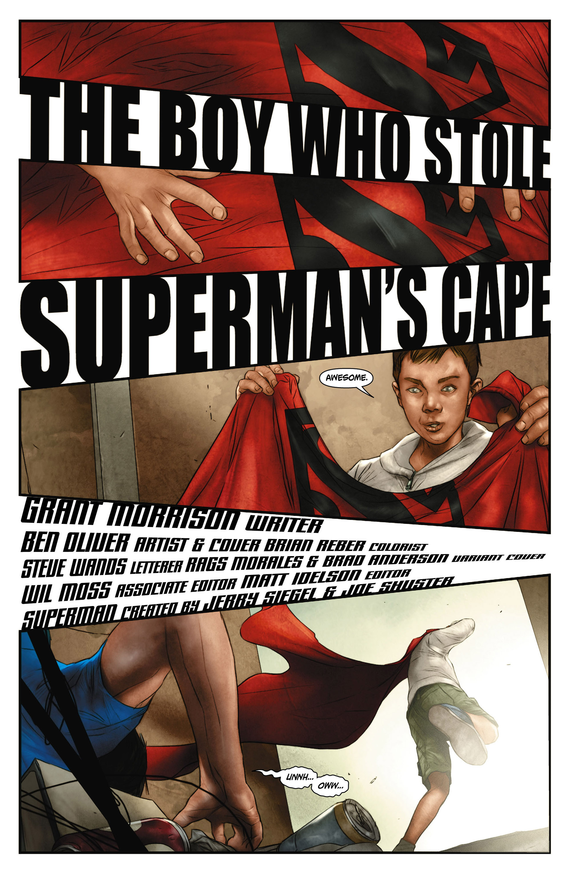 Read online Action Comics (2011) comic -  Issue #0 - 9
