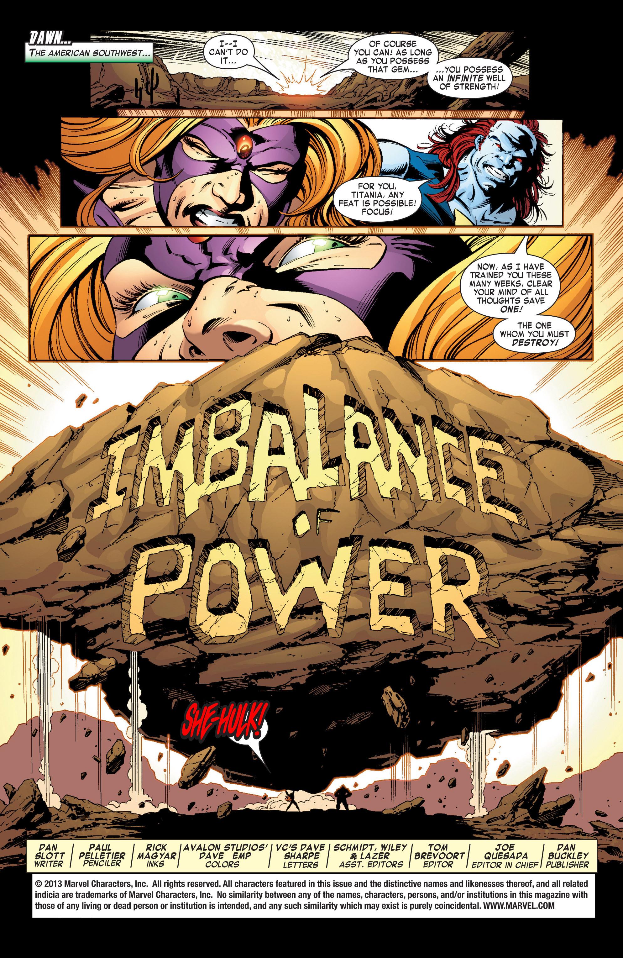 Read online She-Hulk (2004) comic -  Issue #11 - 2