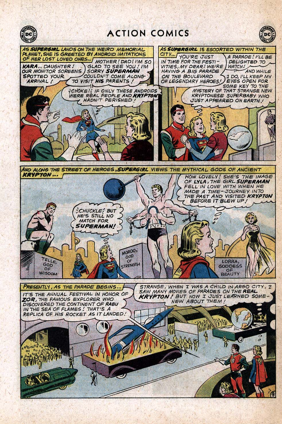 Read online Action Comics (1938) comic -  Issue #299 - 28