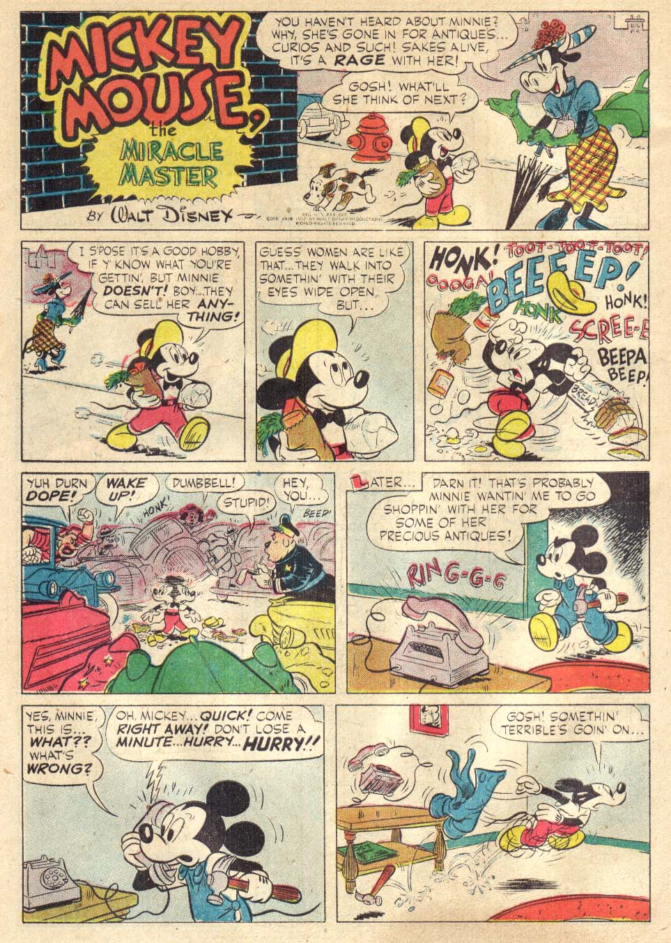 Walt Disney's Comics and Stories issue 146 - Page 42