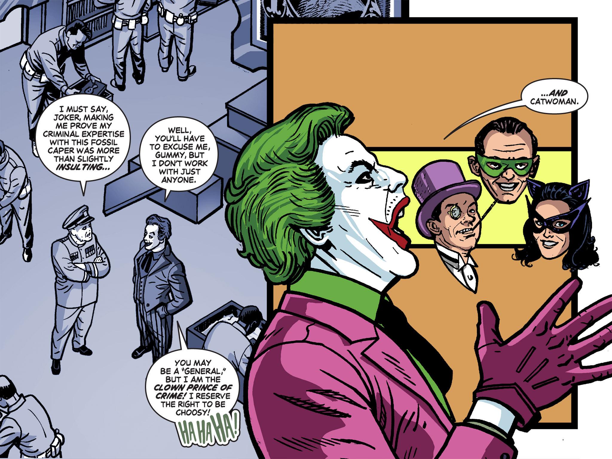 Read online Batman '66 Meets the Green Hornet [II] comic -  Issue #4 - 7