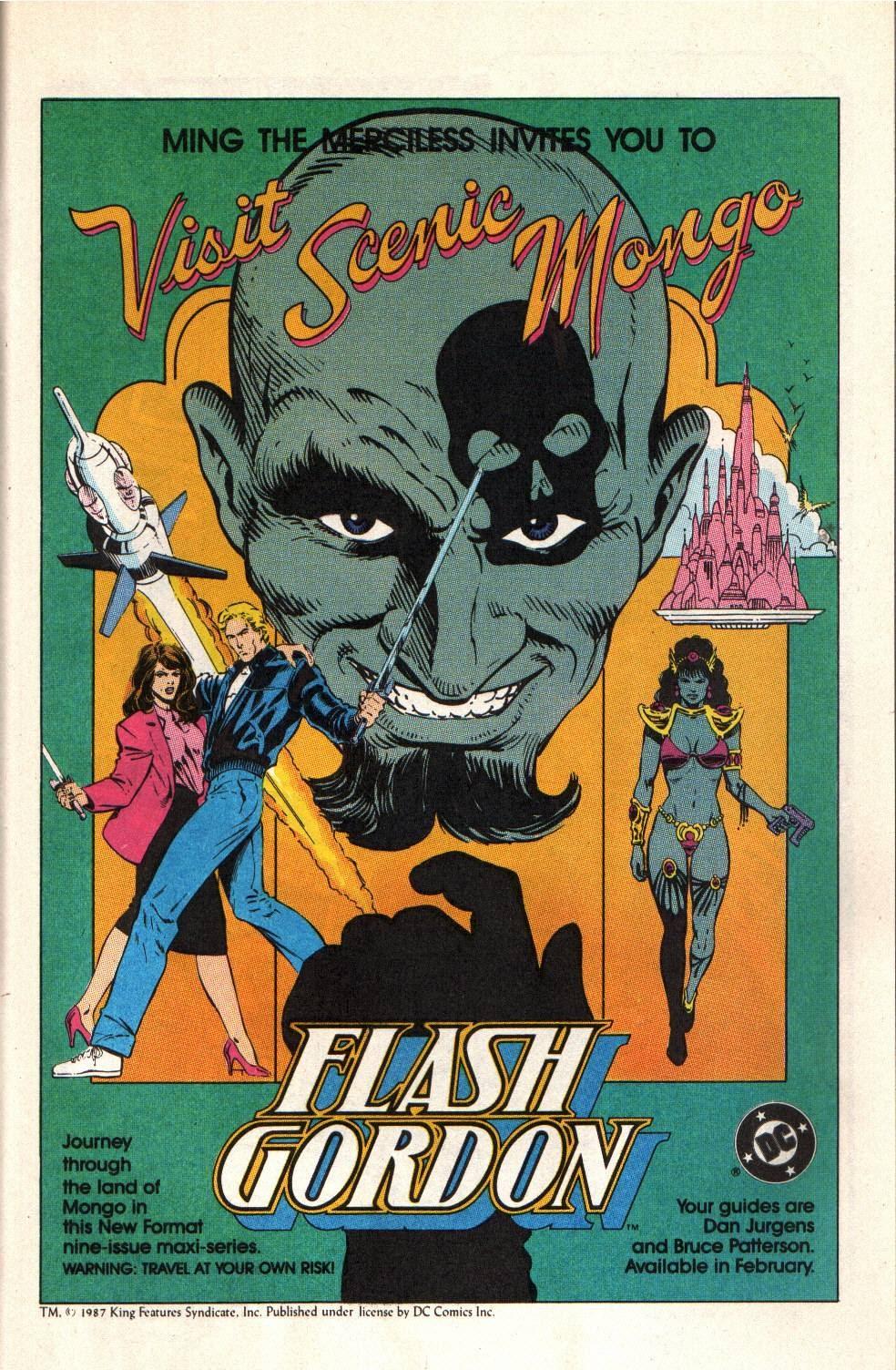 Read online The Phantom (1988) comic -  Issue #2 - 33