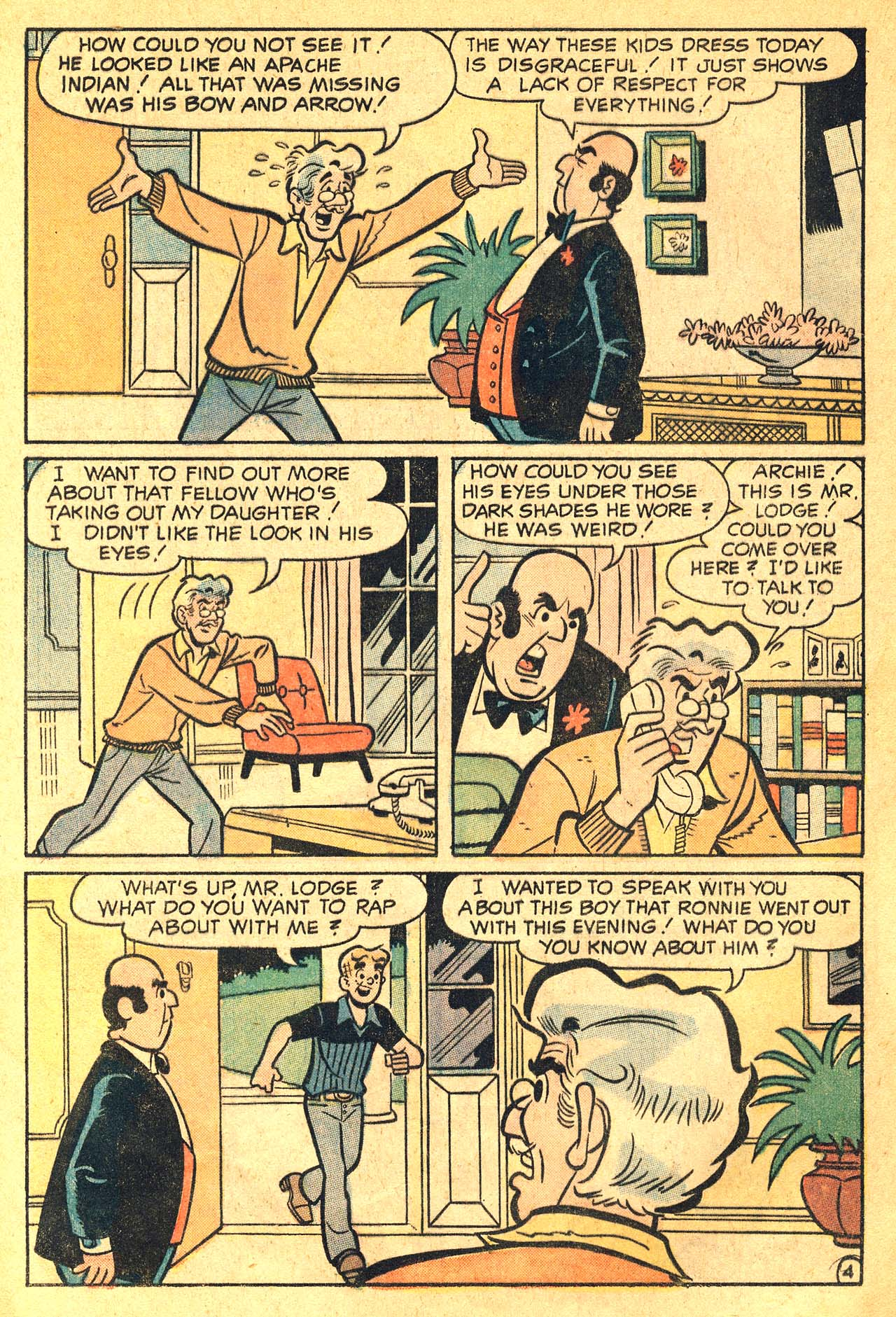 Read online Archie's Girls Betty and Veronica comic -  Issue #210 - 16