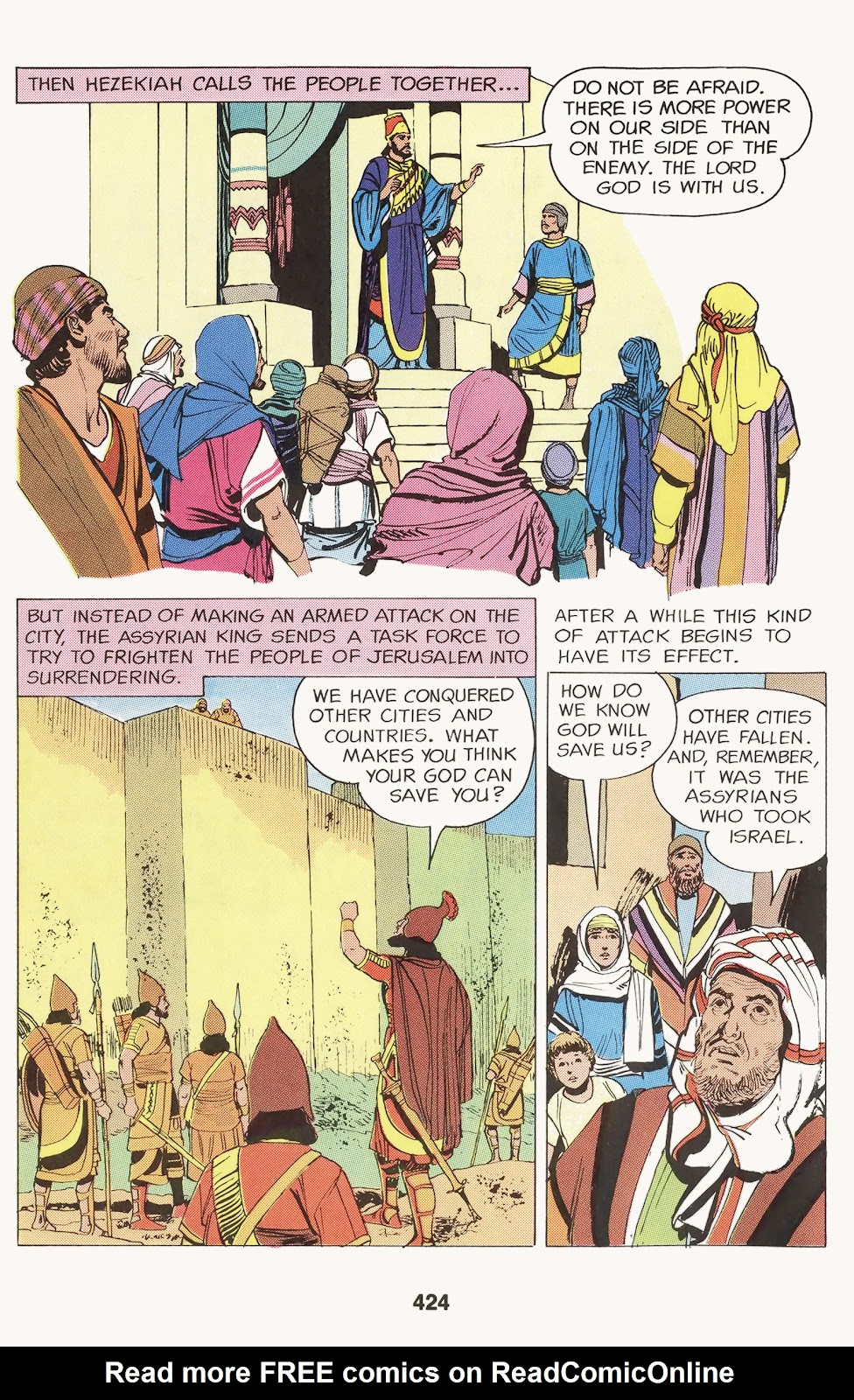 The Picture Bible issue TPB (Part 5) - Page 27