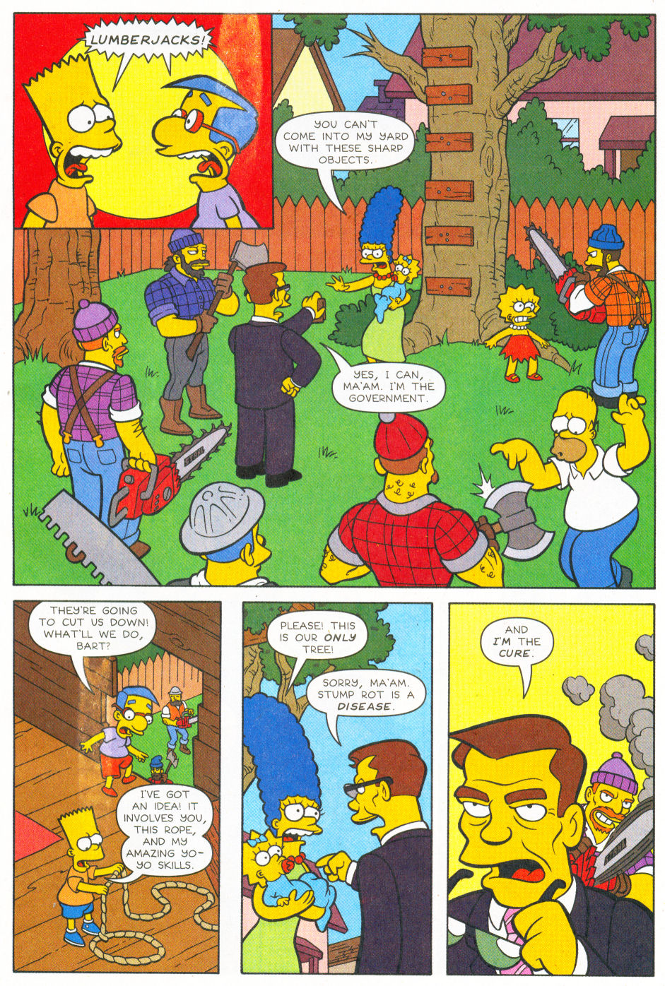 Read online Simpsons Comics Presents Bart Simpson comic -  Issue #26 - 6