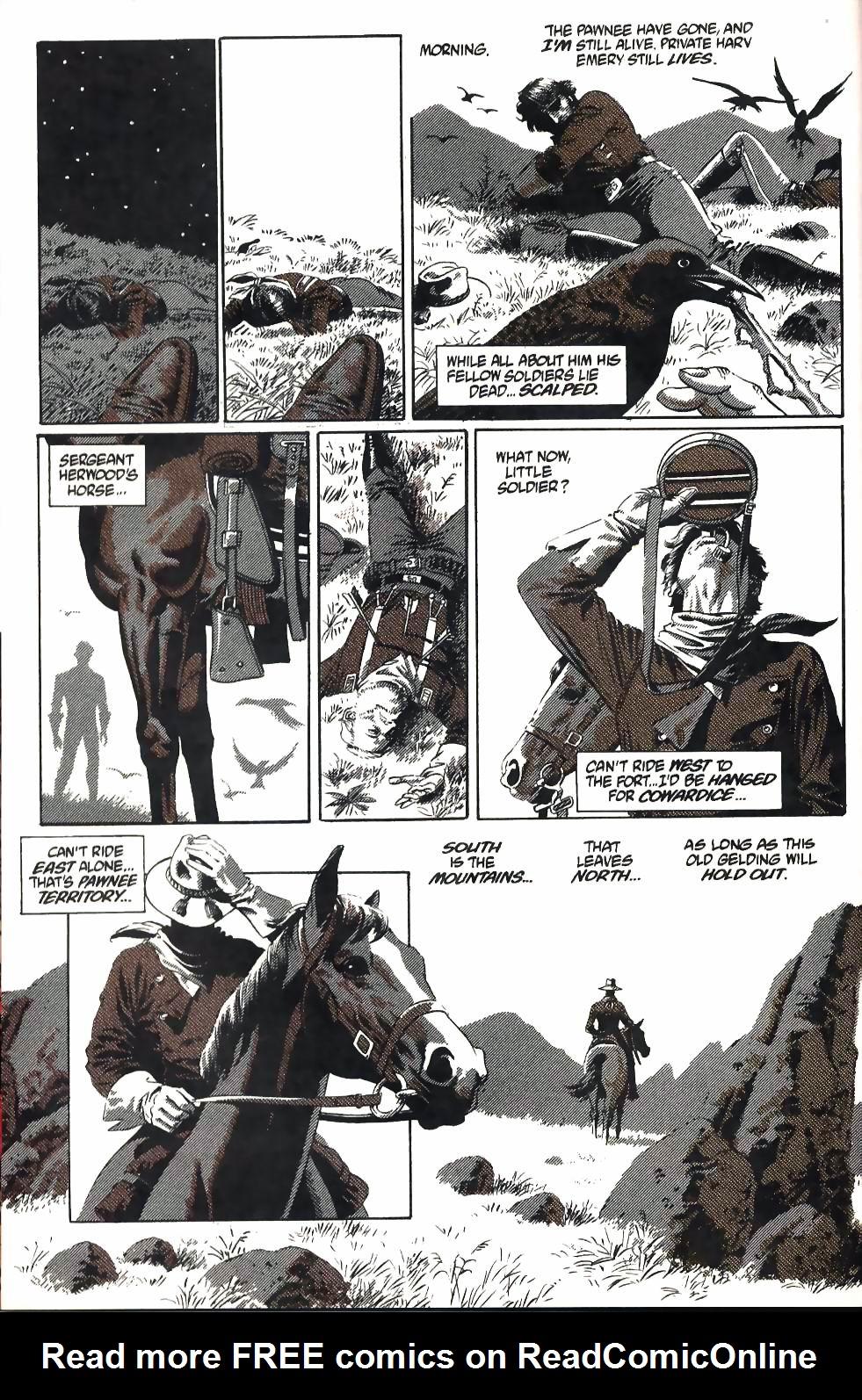 Read online Flinch comic -  Issue #4 - 15