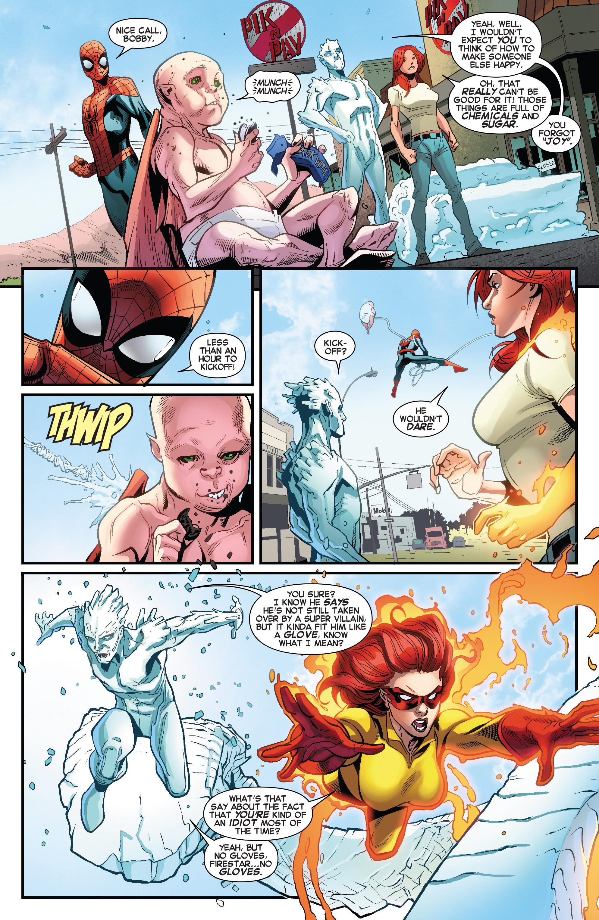 Read online Amazing X-Men (2014) comic -  Issue #7 - 10