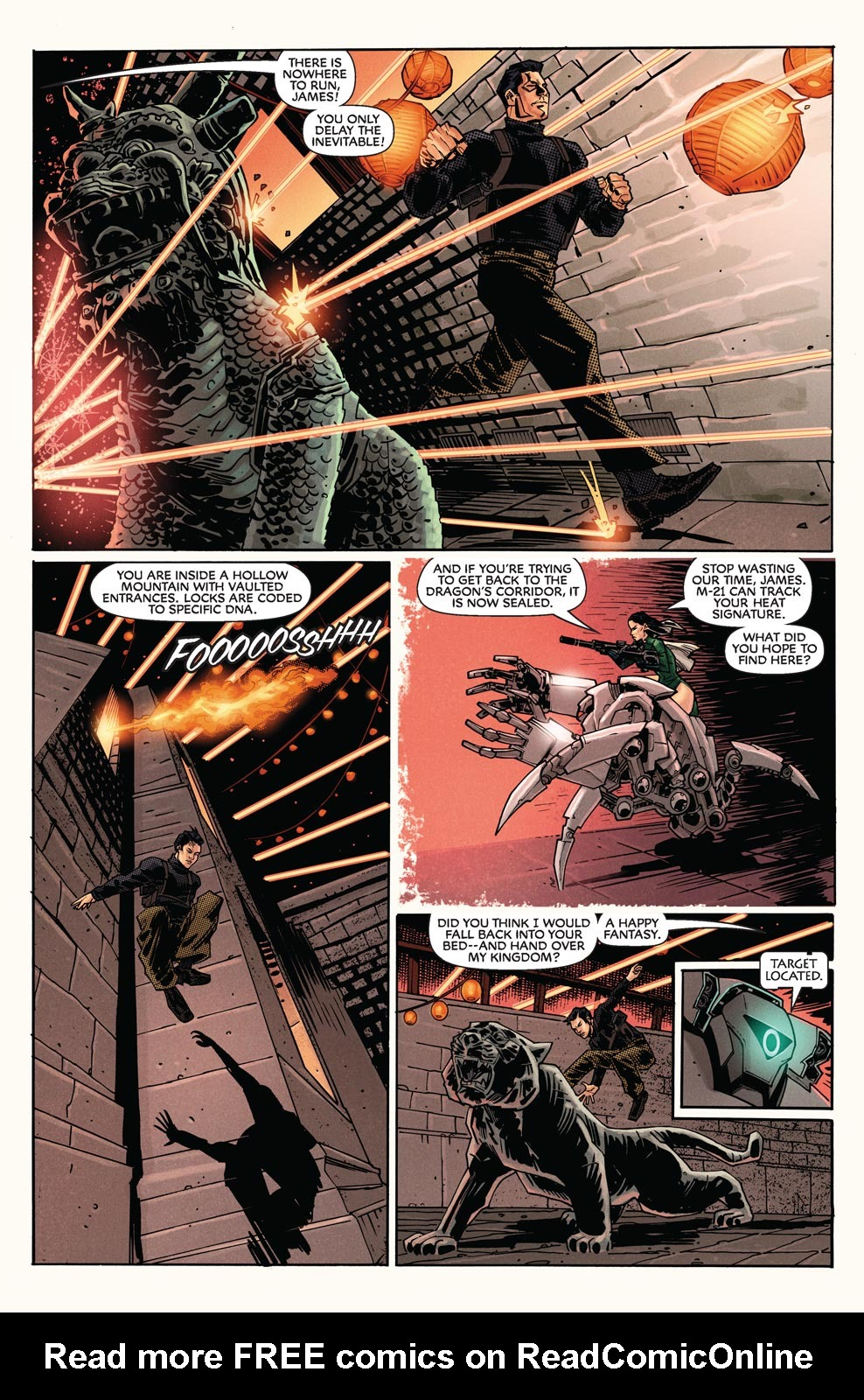Read online Agents Of Atlas (2009) comic -  Issue #9 - 14