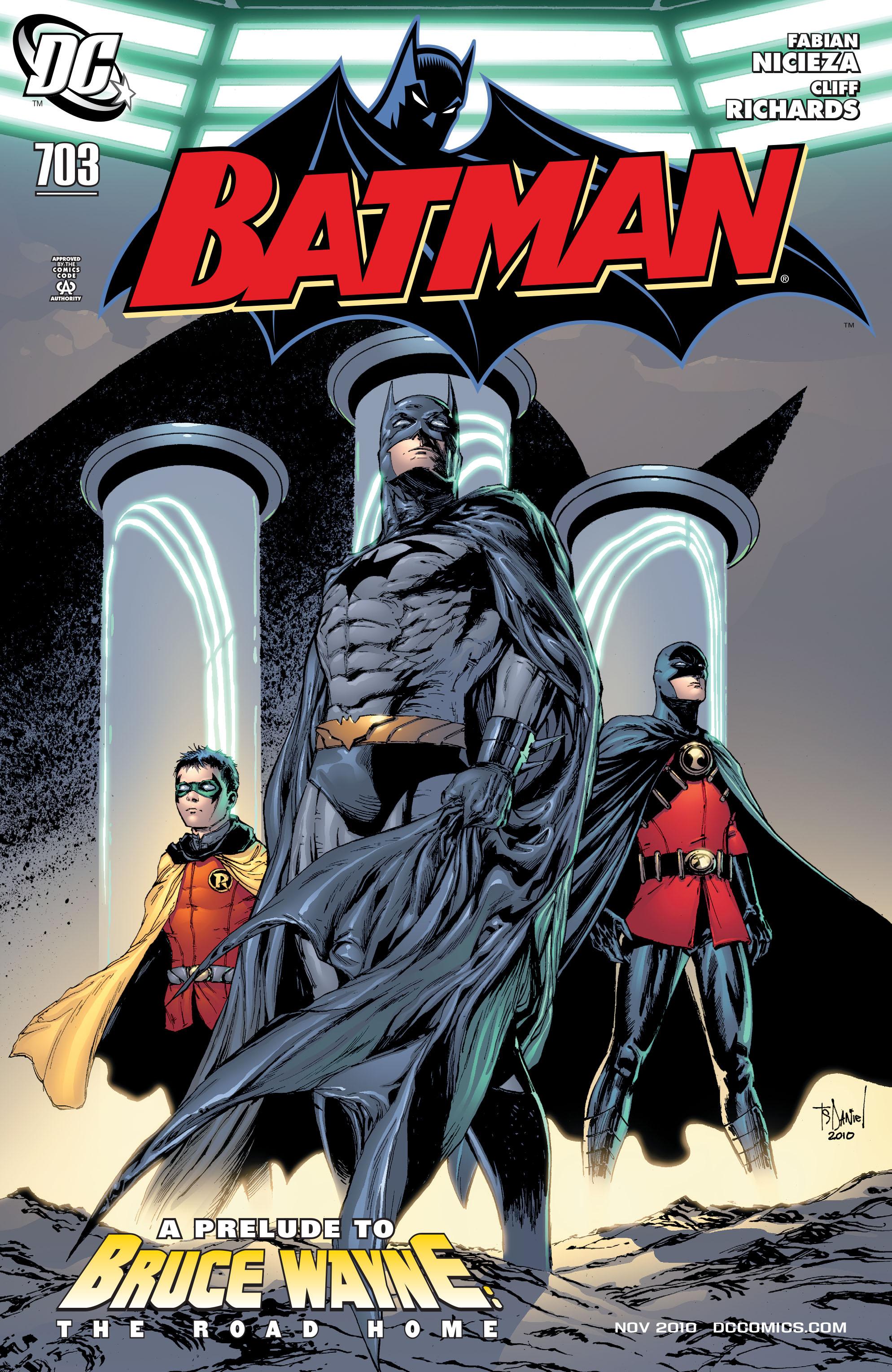 Batman (1940) 703 Page 1