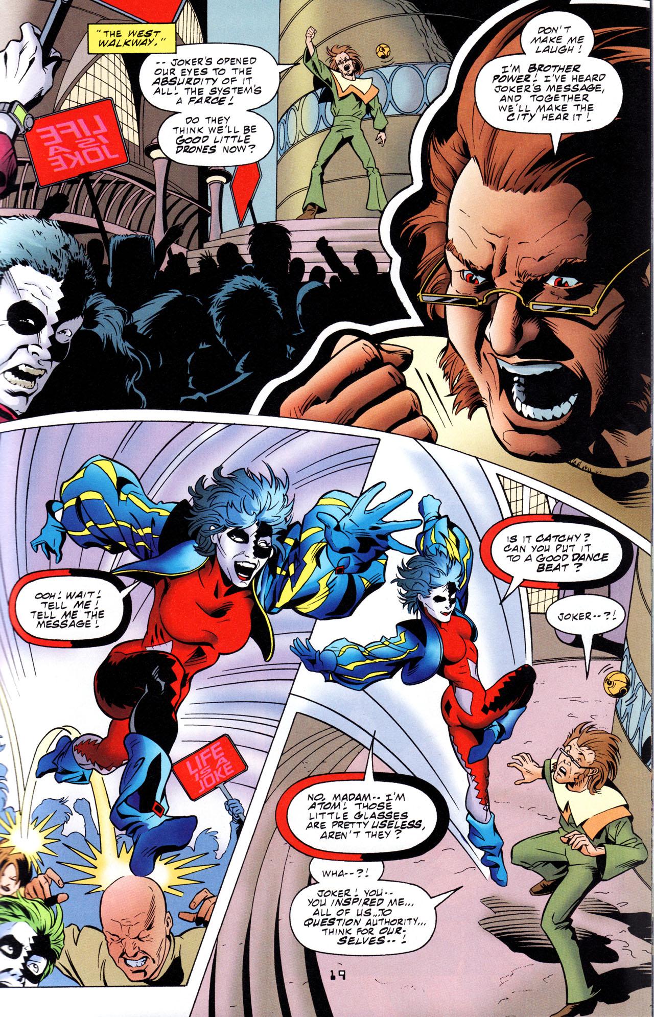 Read online Tangent Comics/ The Joker comic -  Issue # Full - 20