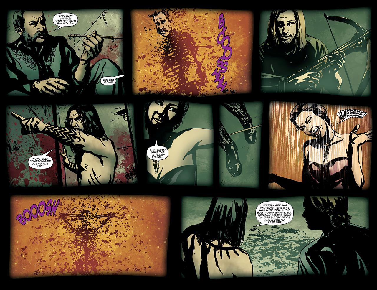 Read online True Blood (2012) comic -  Issue #2 - 14