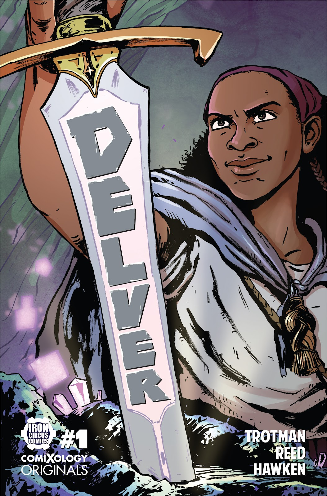 Delver issue 1 - Page 1