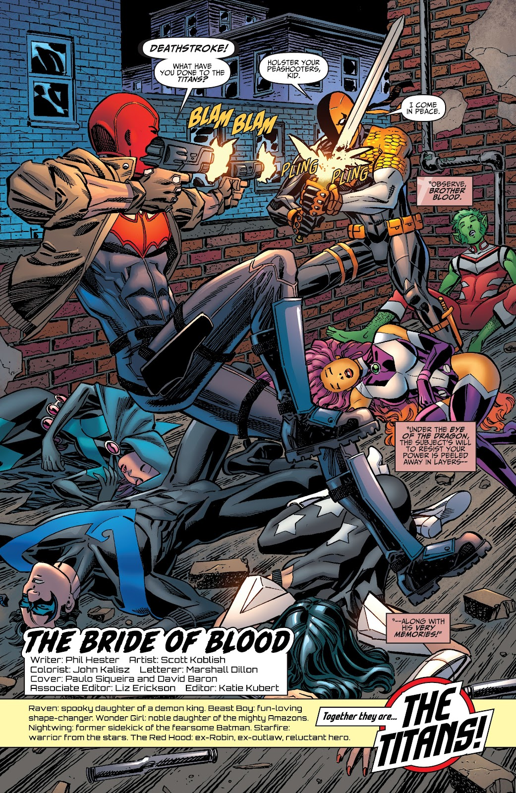 Titans: Titans Together 2 Page 2