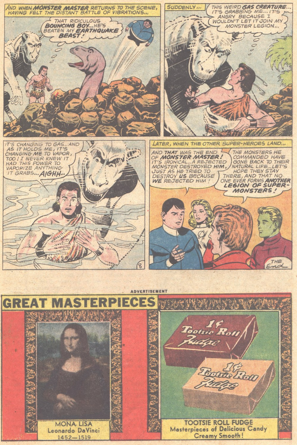Read online Adventure Comics (1938) comic -  Issue #309 - 20