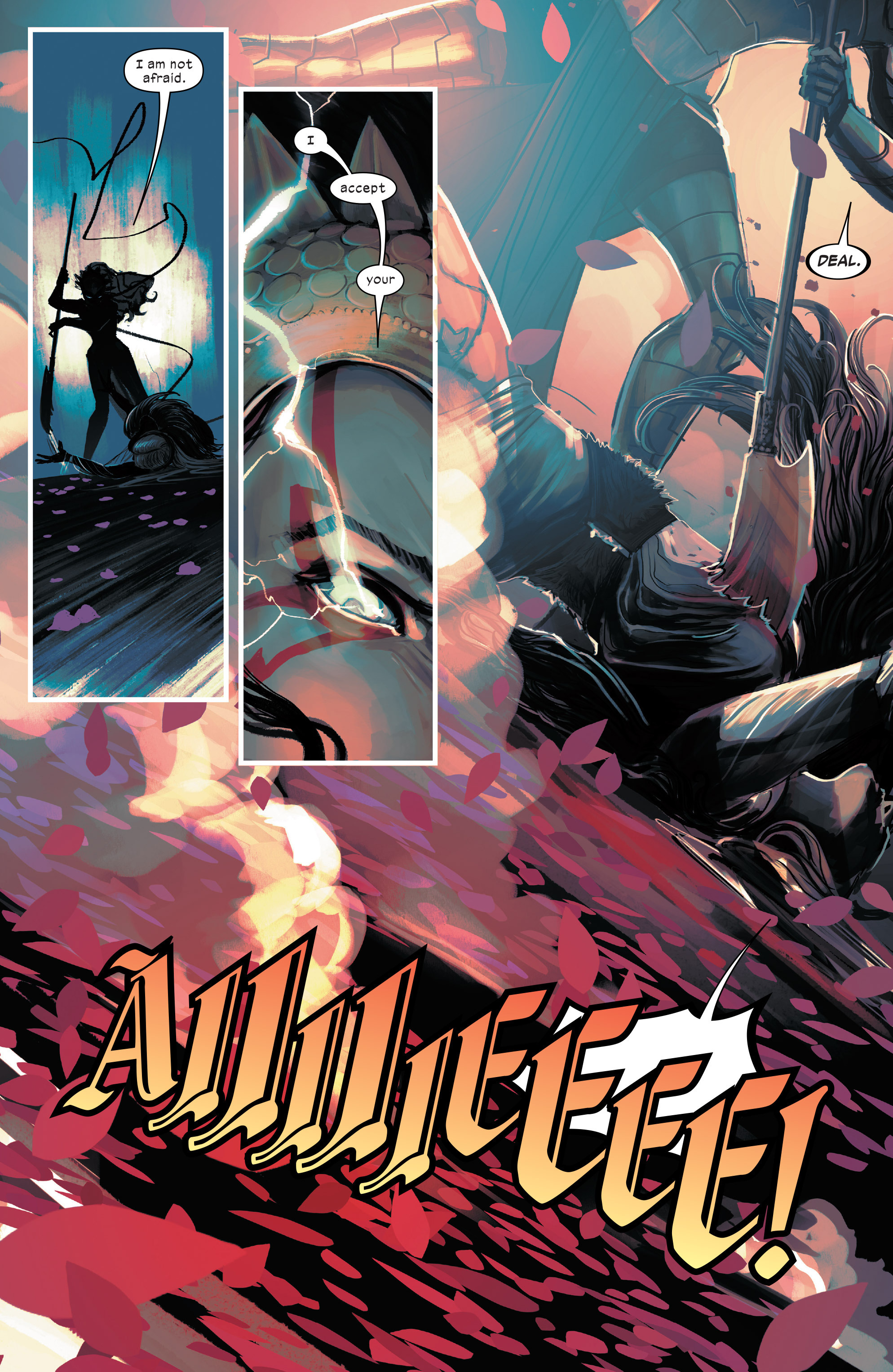 Read online 1602 Witch Hunter Angela comic -  Issue #4 - 11