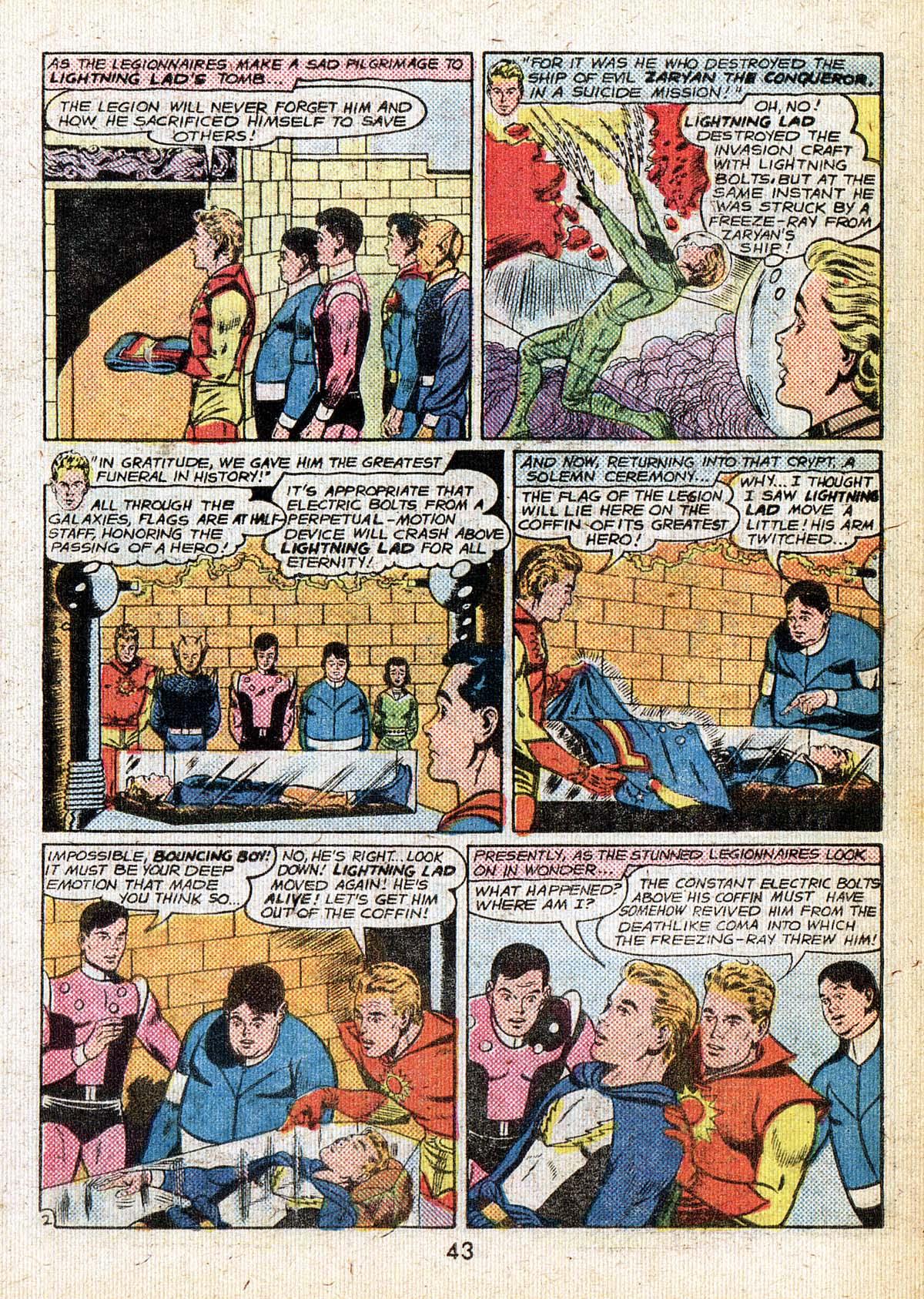 Read online Adventure Comics (1938) comic -  Issue #500 - 43