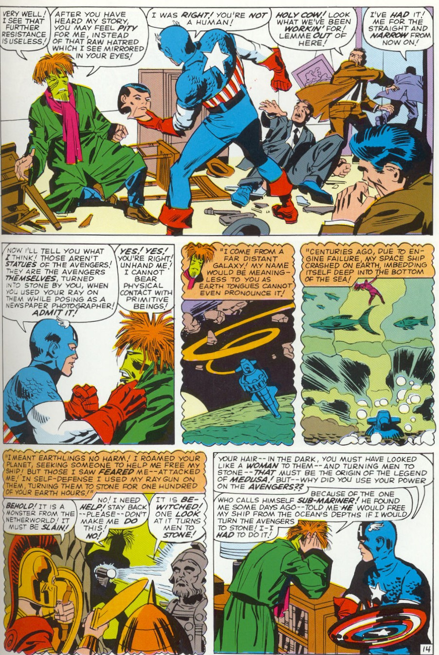 The Avengers (1963) 4 Page 14