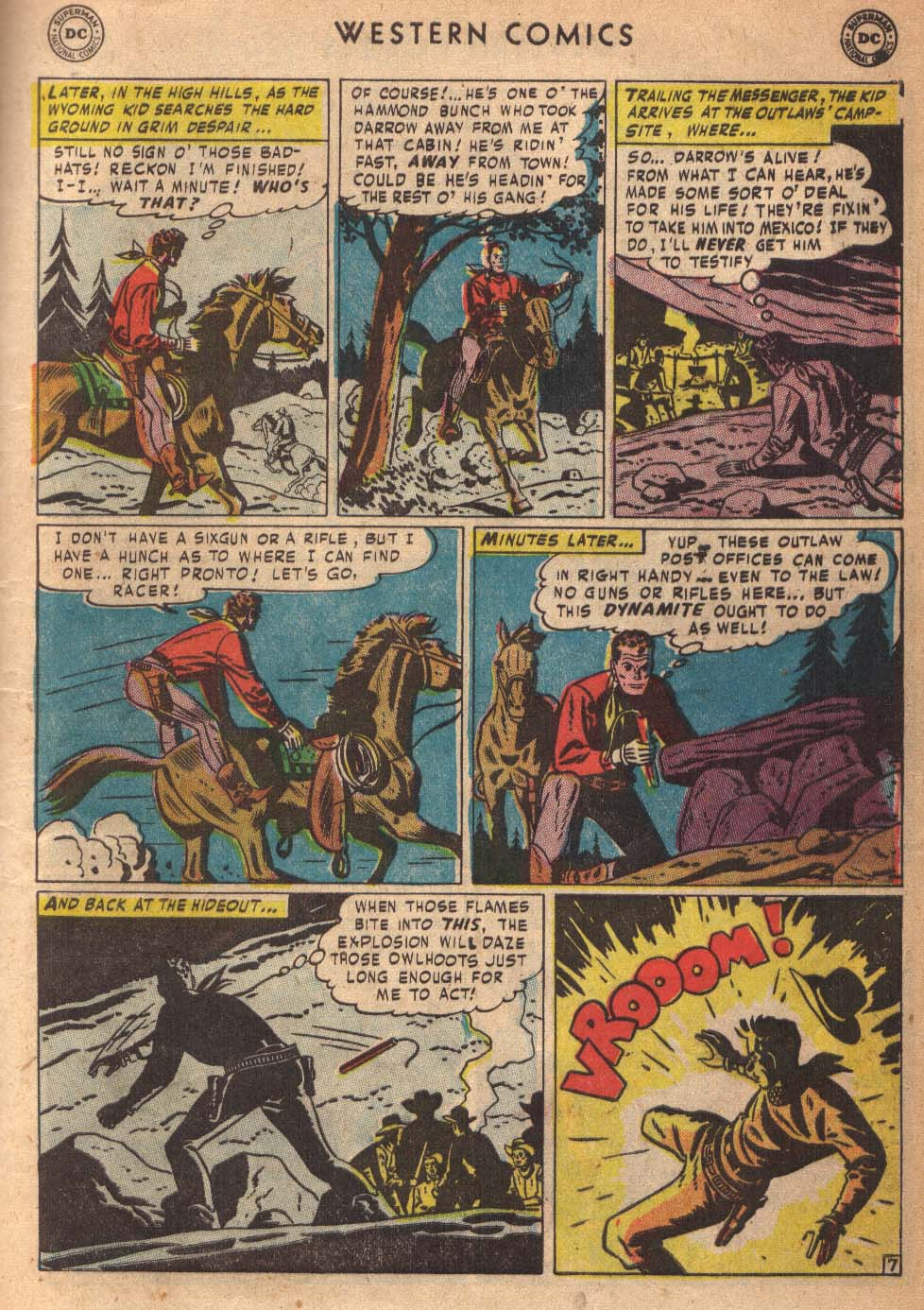 Western Comics issue 36 - Page 9