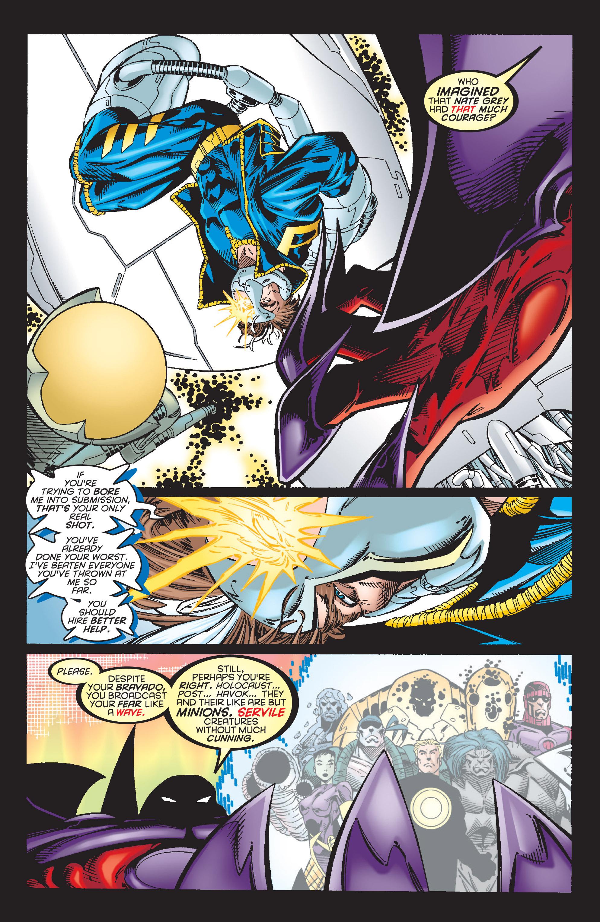X-Men (1991) 56 Page 11