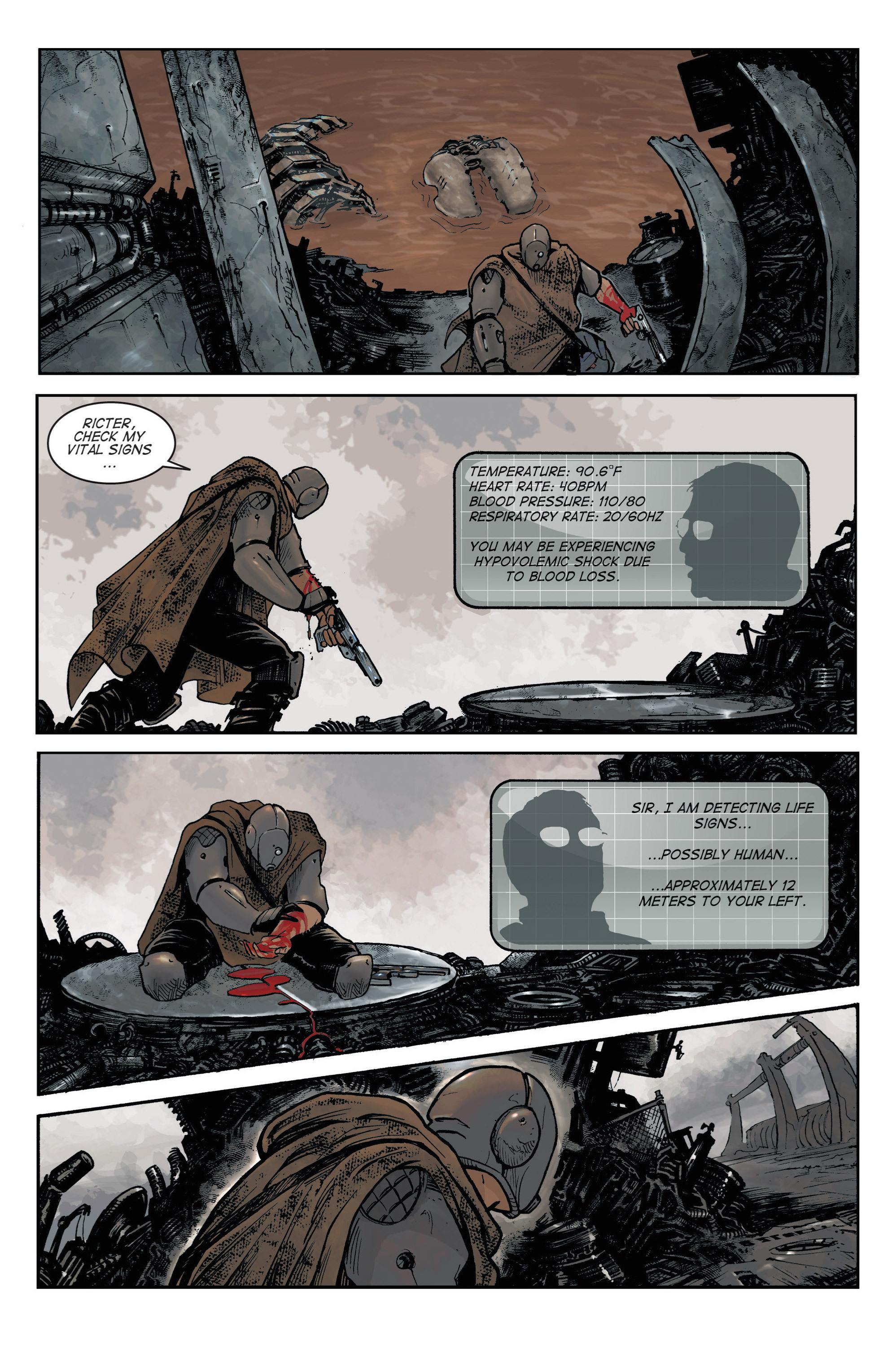 Read online Planetoid comic -  Issue # TPB - 28