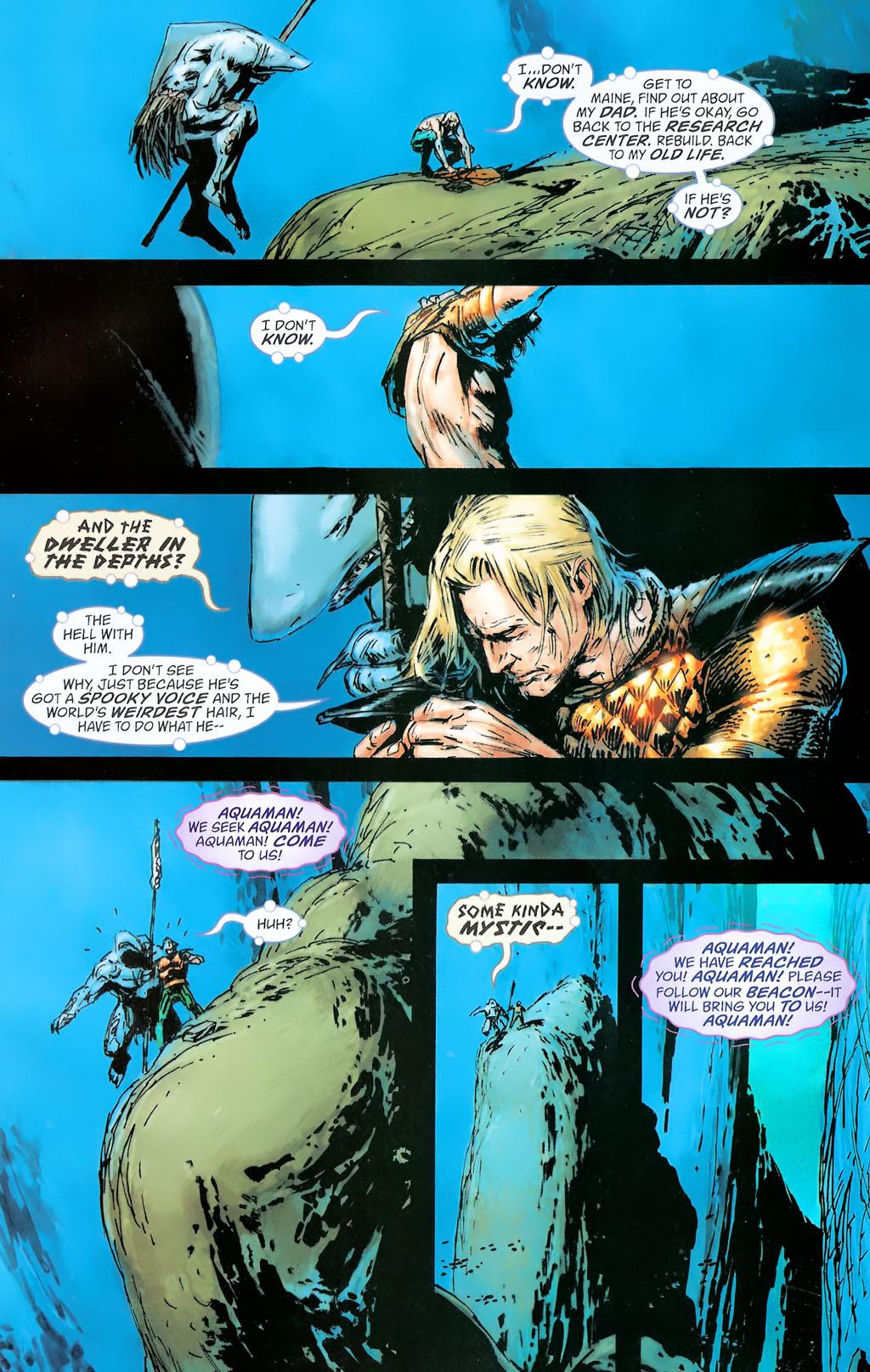 Read online Aquaman: Sword of Atlantis comic -  Issue #42 - 14