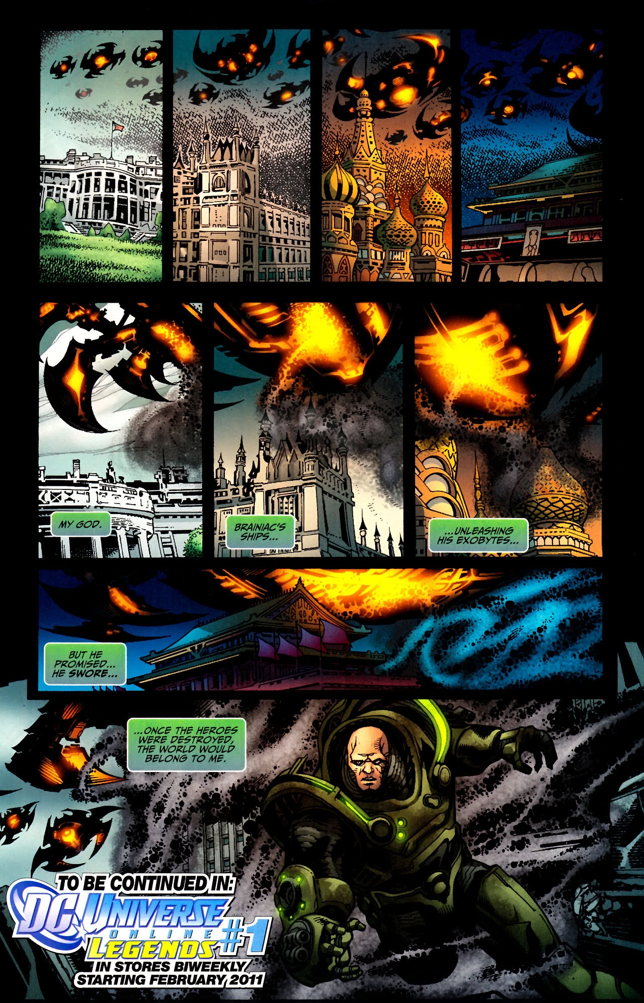 Read online Adventure Comics (1938) comic -  Issue #522 - 26