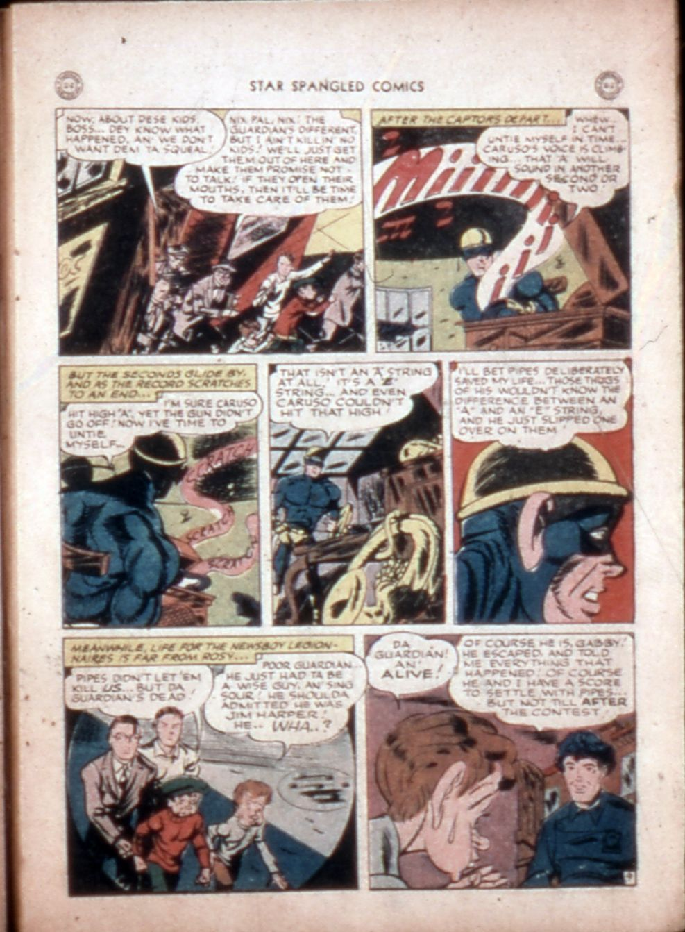 Star Spangled Comics (1941) issue 43 - Page 11