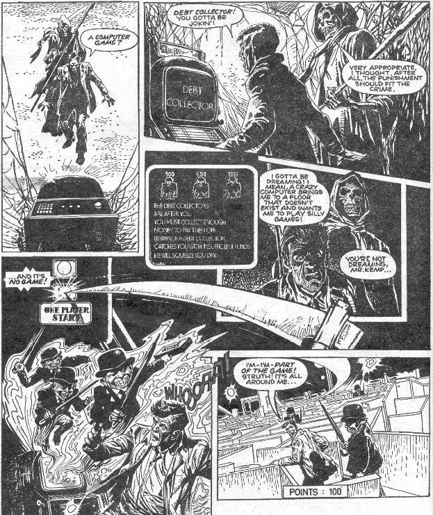 Read online The Thirteenth Floor (2007) comic -  Issue # Full - 6