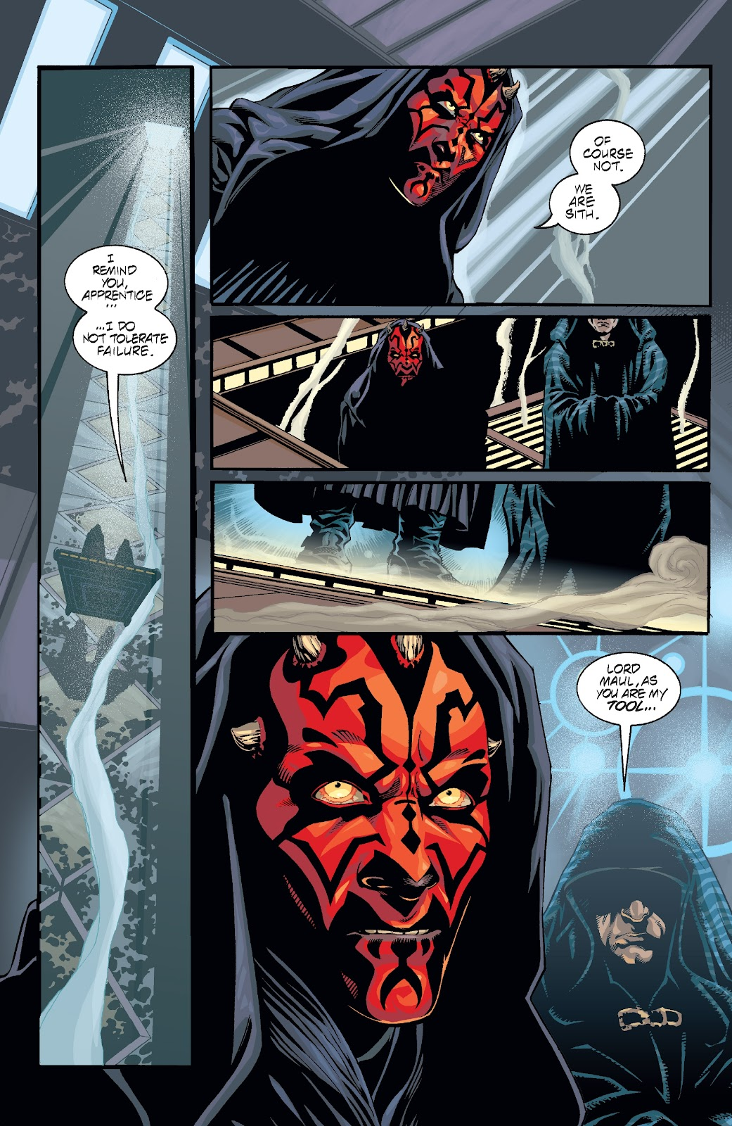 Read online Star Wars Legends: Rise of the Sith - Epic Collection comic -  Issue # TPB 2 (Part 2) - 55