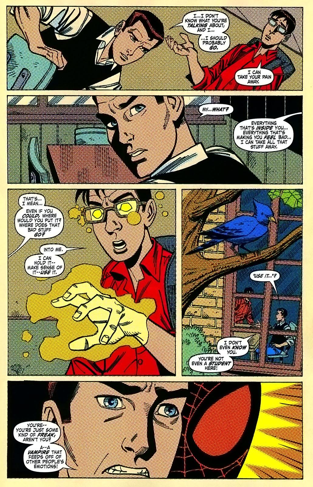 Read online Amazing Fantasy (2004) comic -  Issue #15 - 38