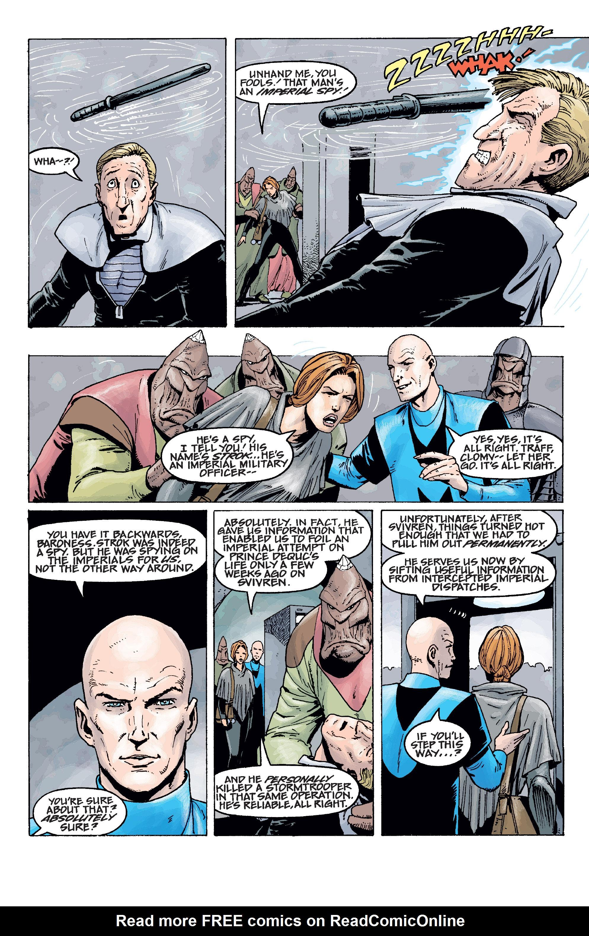 Read online Star Wars Omnibus comic -  Issue # Vol. 11 - 273