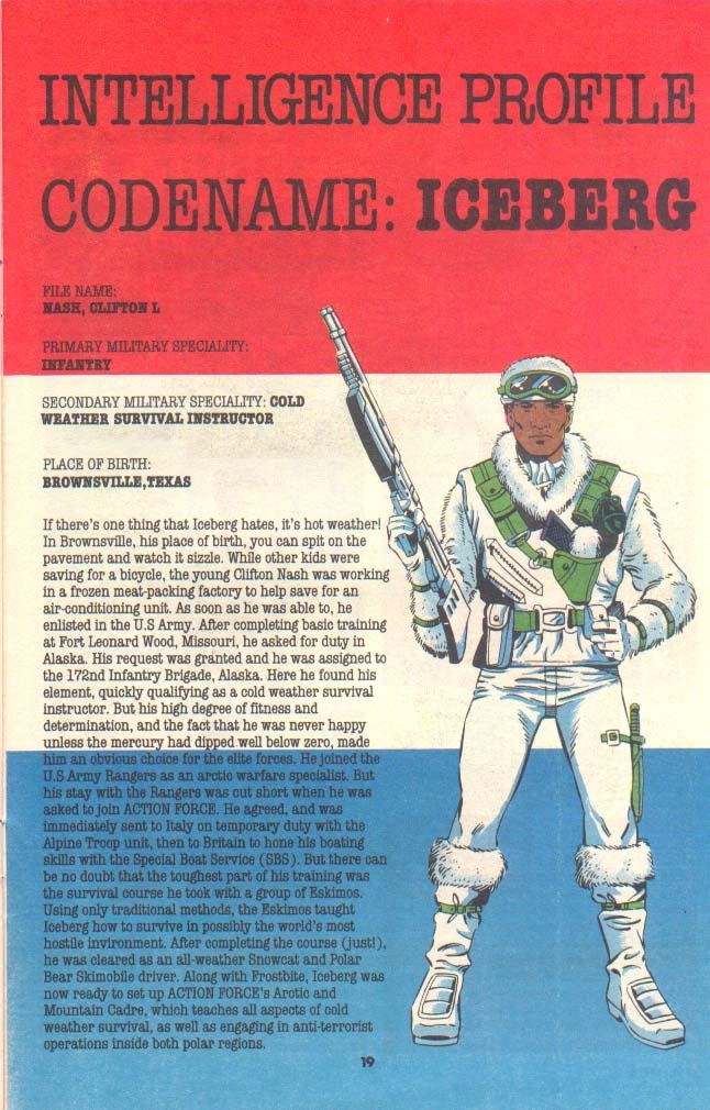 G.I. Joe European Missions issue 8 - Page 16
