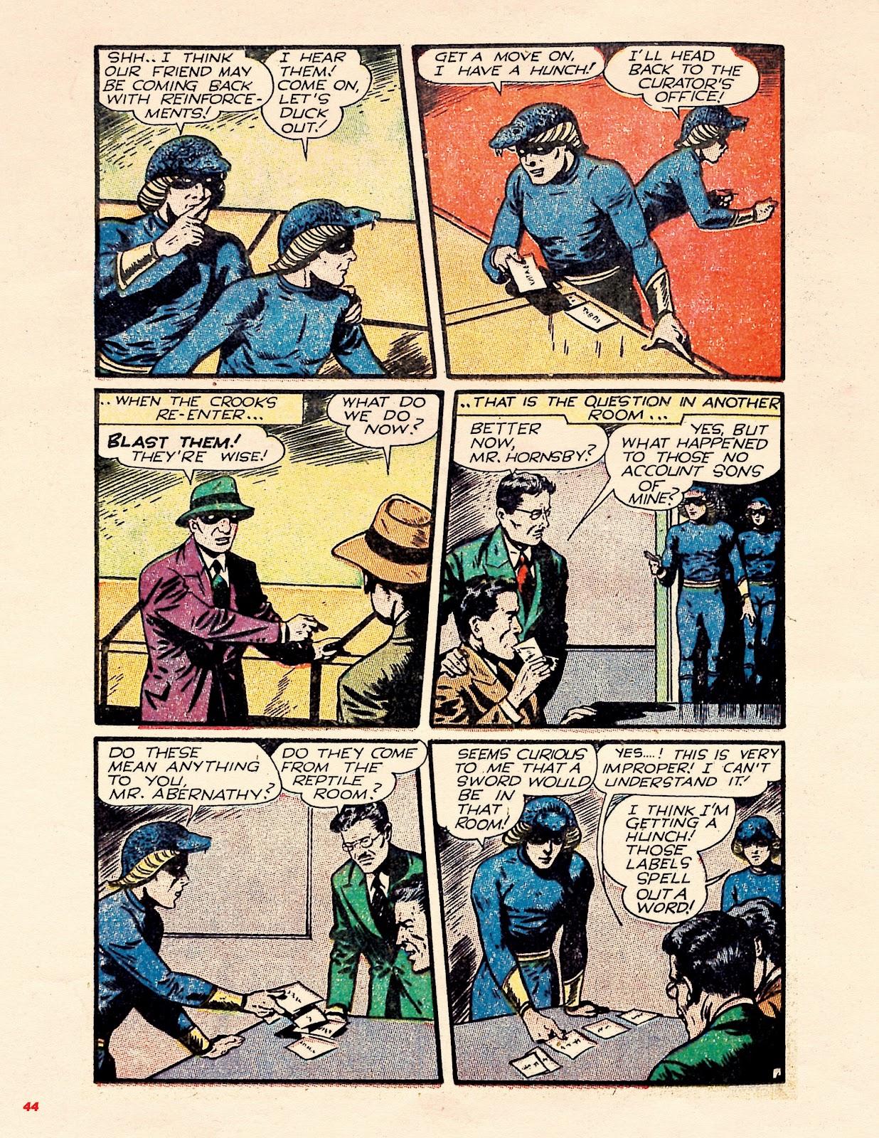 Read online Super Weird Heroes comic -  Issue # TPB 1 (Part 1) - 43