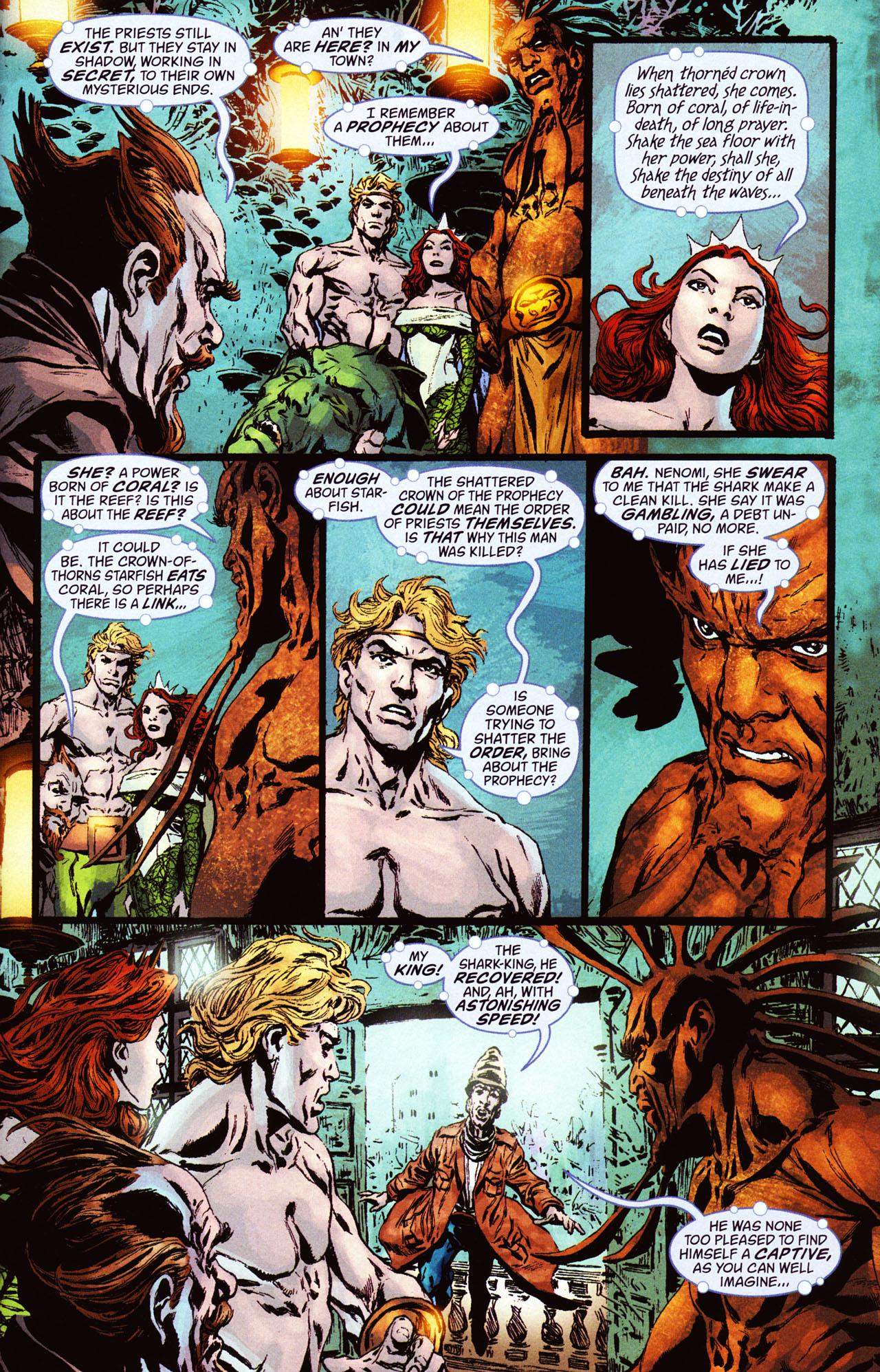 Read online Aquaman: Sword of Atlantis comic -  Issue #46 - 27