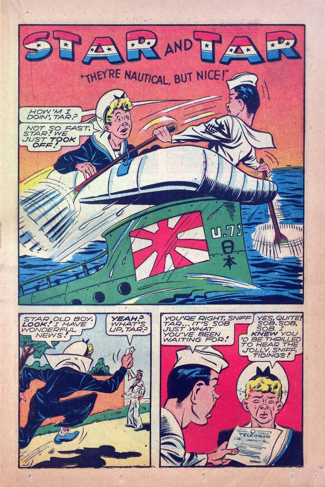 Read online Joker Comics comic -  Issue #17 - 27