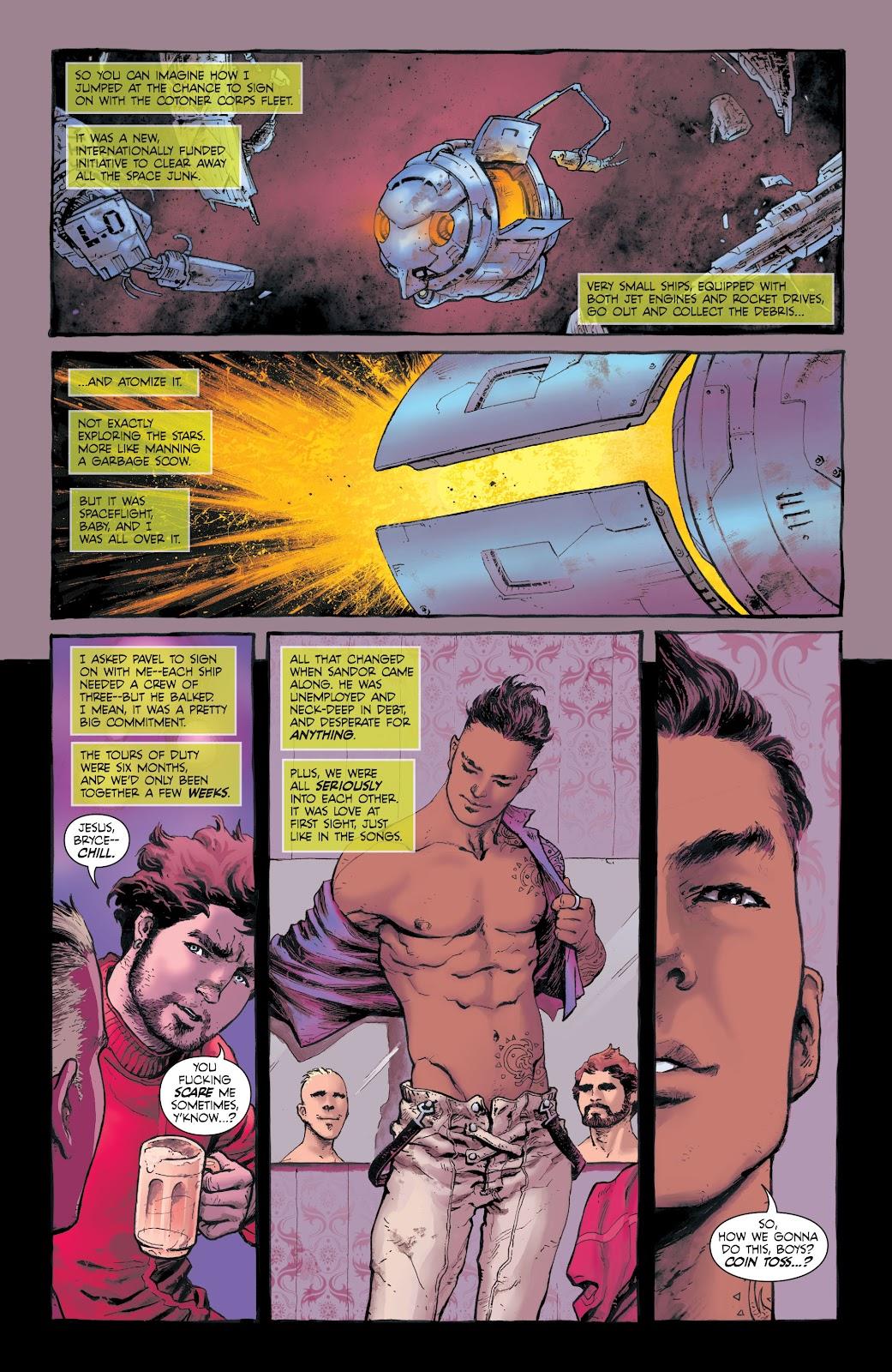 Read online Strange Adventures (2014) comic -  Issue # TPB (Part 2) - 31