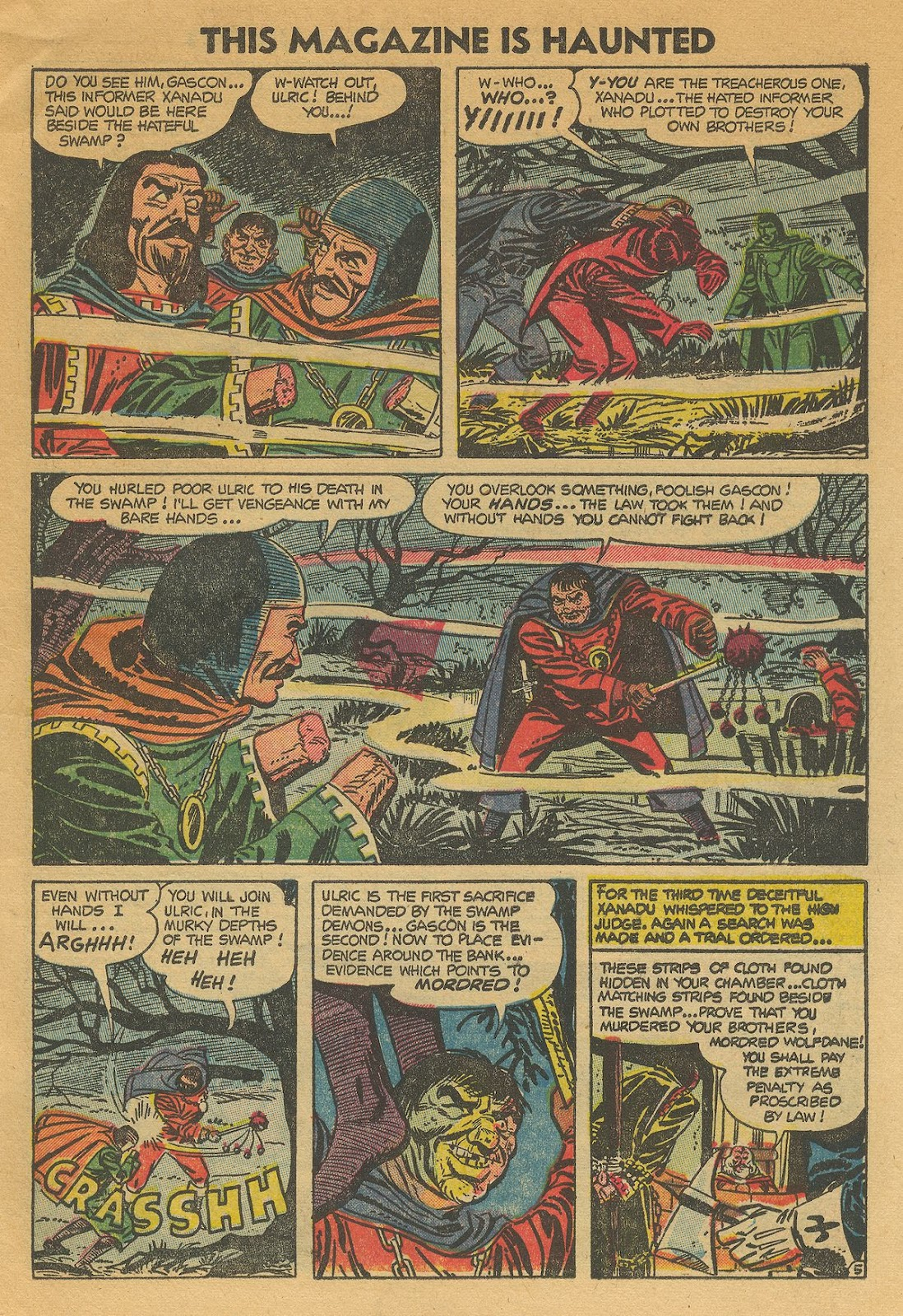 Read online This Magazine Is Haunted comic -  Issue #18 - 7